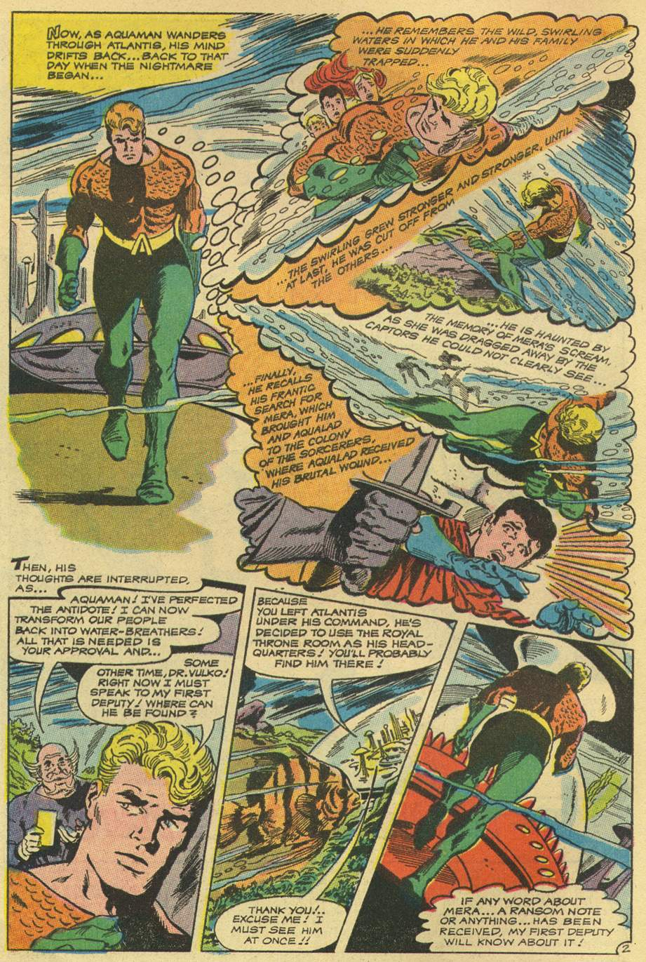 Read online Adventure Comics (1938) comic -  Issue #492 - 14