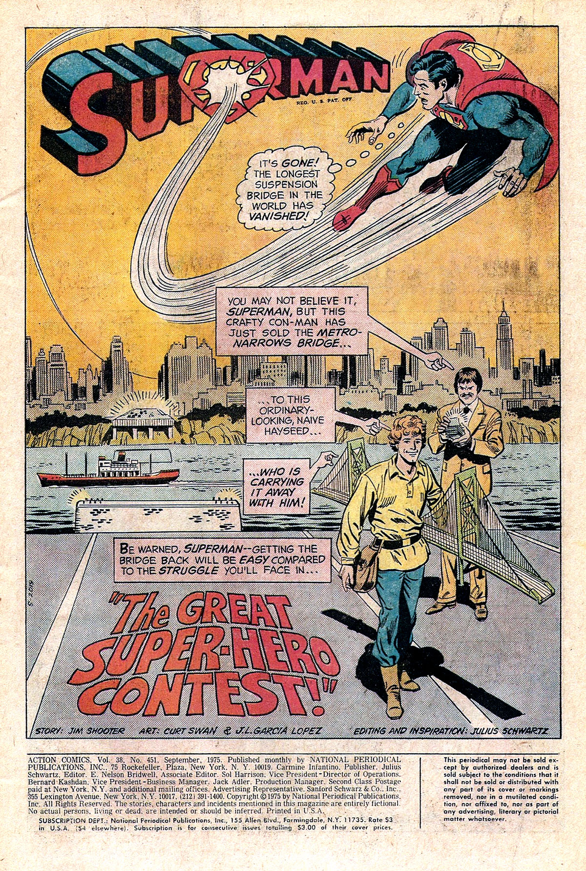 Read online Action Comics (1938) comic -  Issue #451 - 3