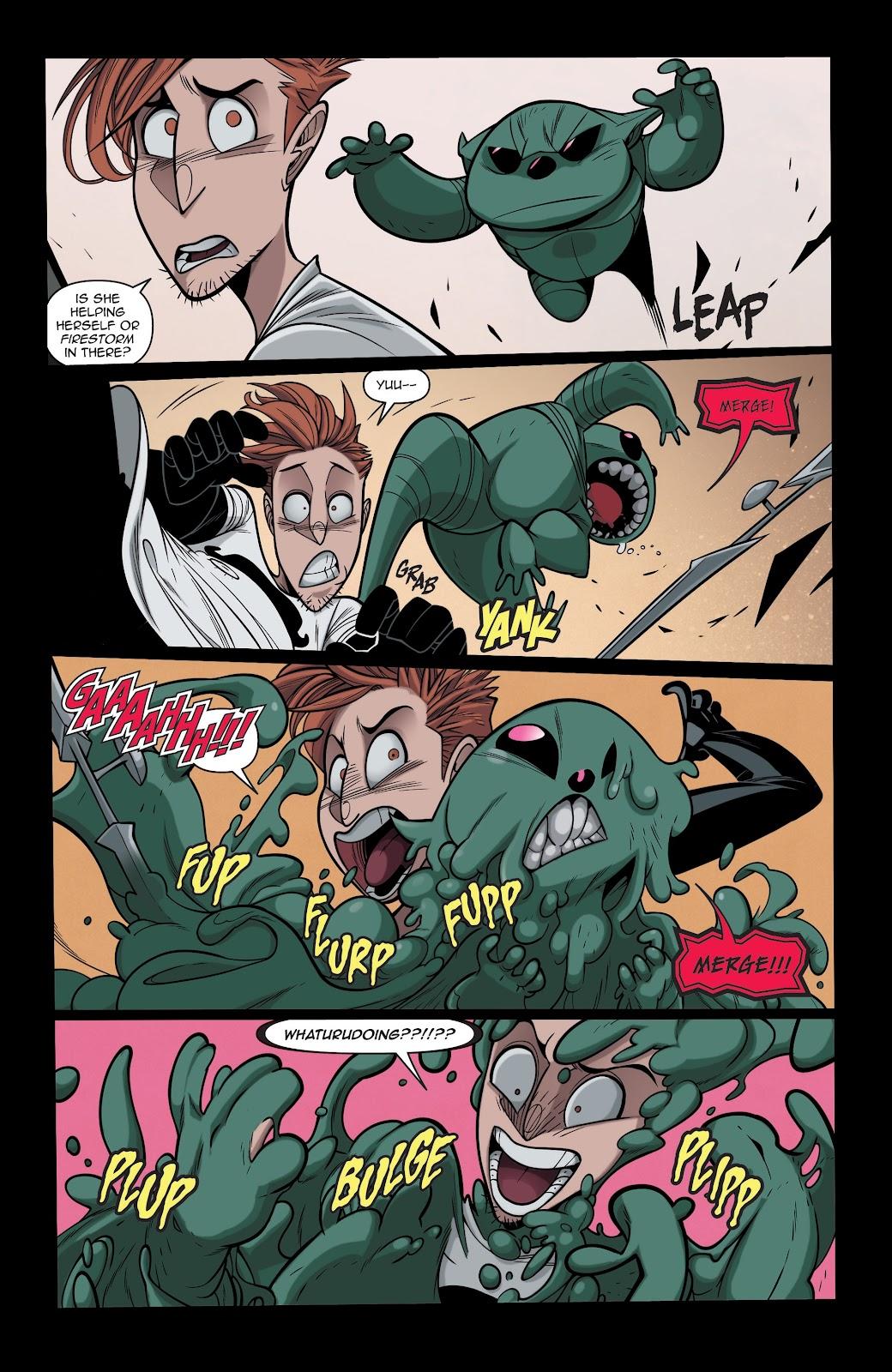 Read online Vampblade Season 3 comic -  Issue #12 - 18
