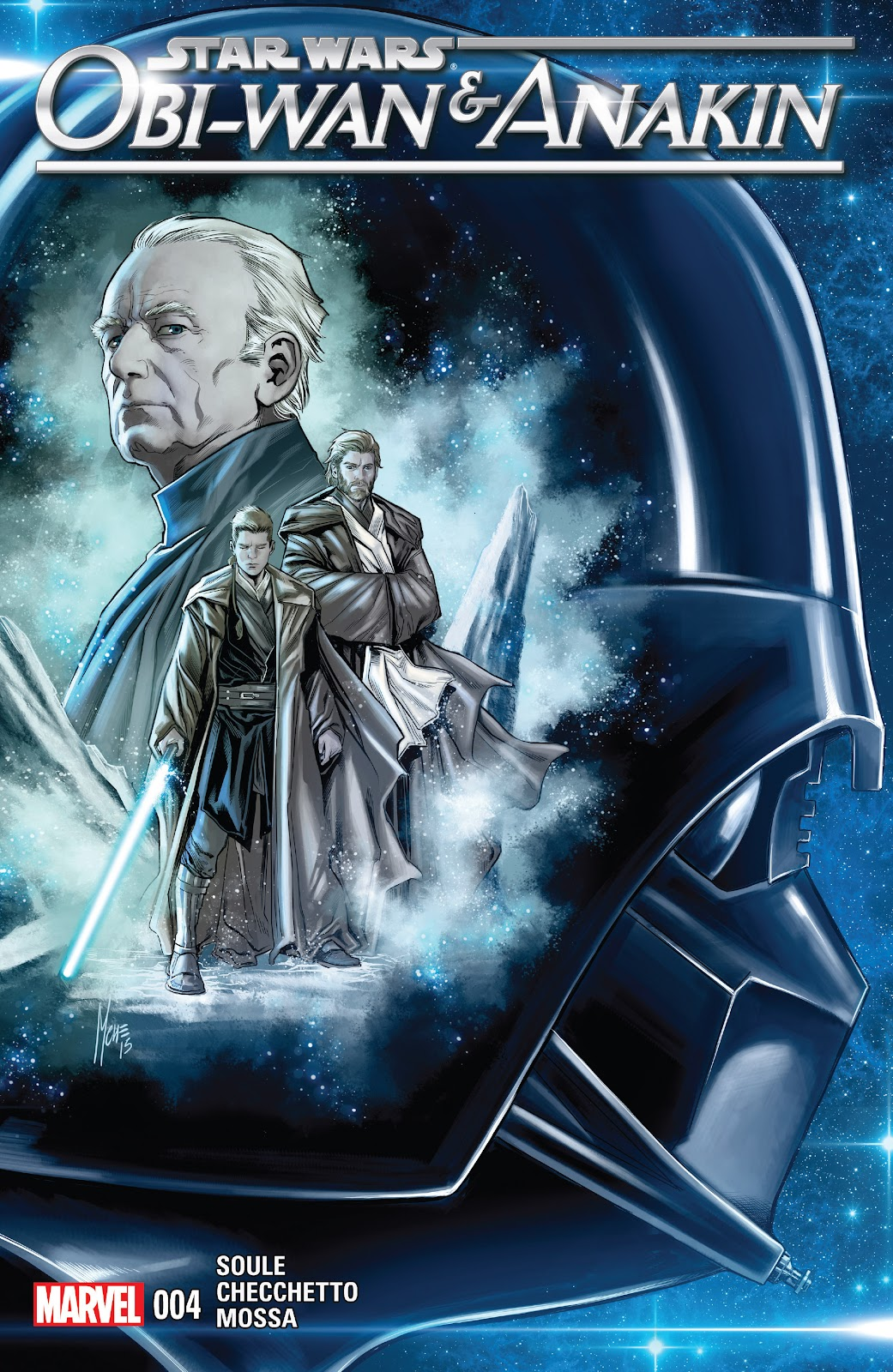 Star Wars: Obi-Wan and Anakin 4 Page 1