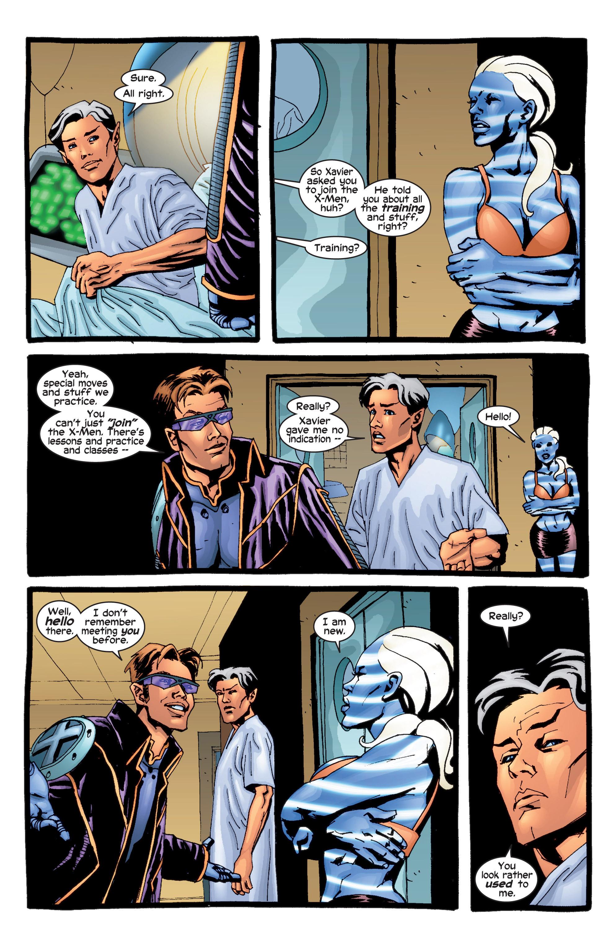 Read online Uncanny X-Men (1963) comic -  Issue #415 - 14
