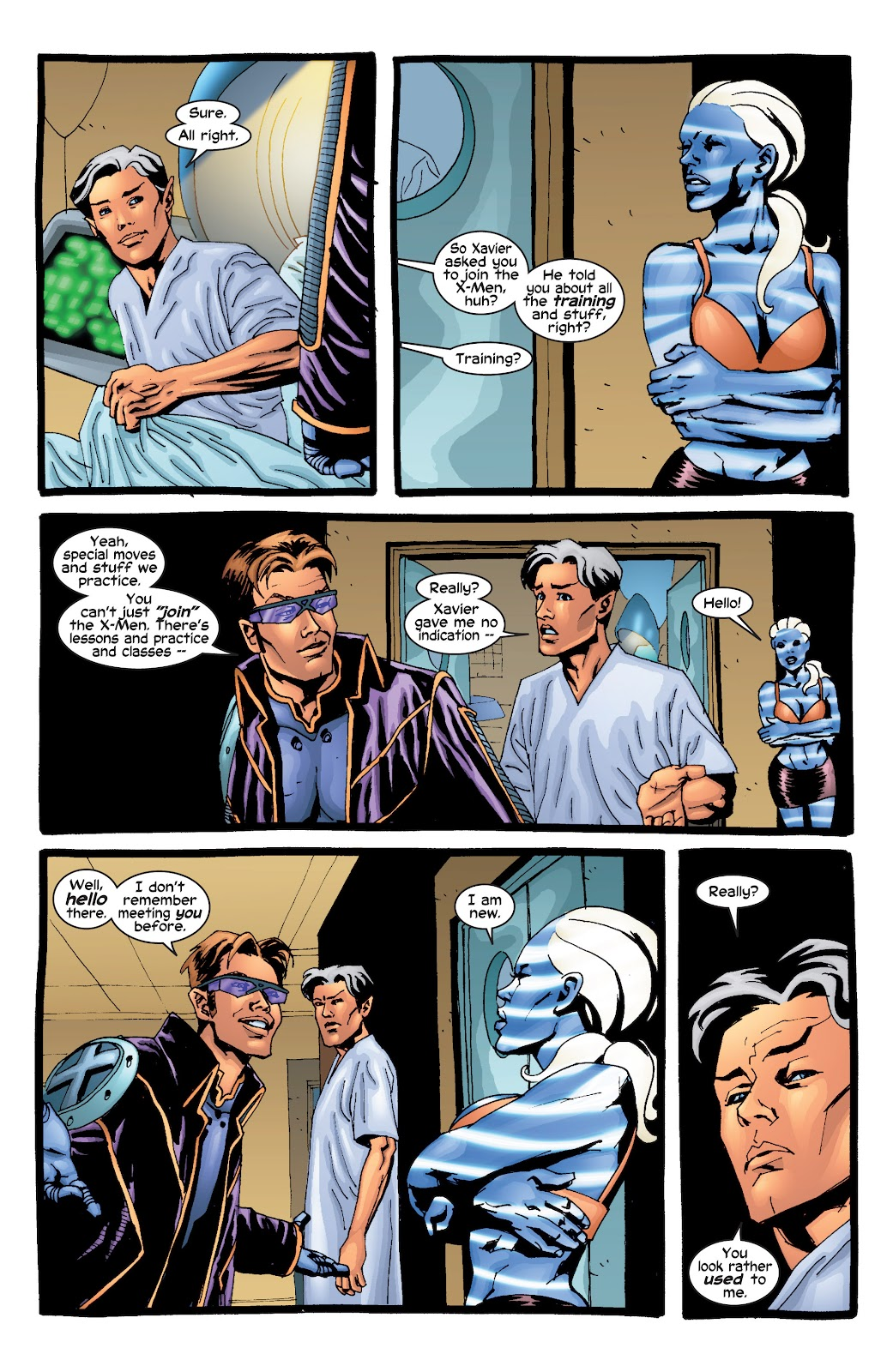 Uncanny X-Men (1963) issue 415 - Page 14