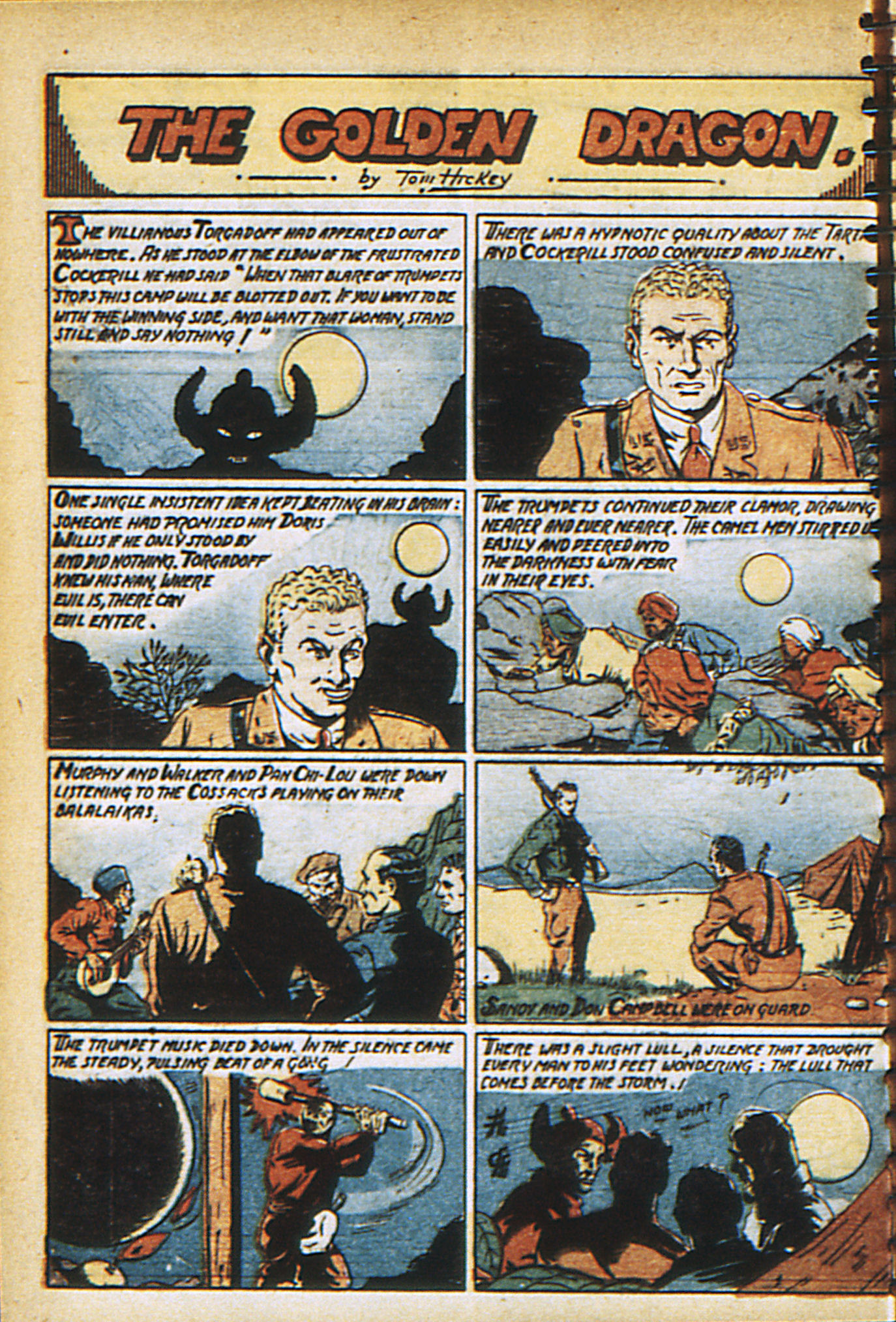 Read online Adventure Comics (1938) comic -  Issue #29 - 61