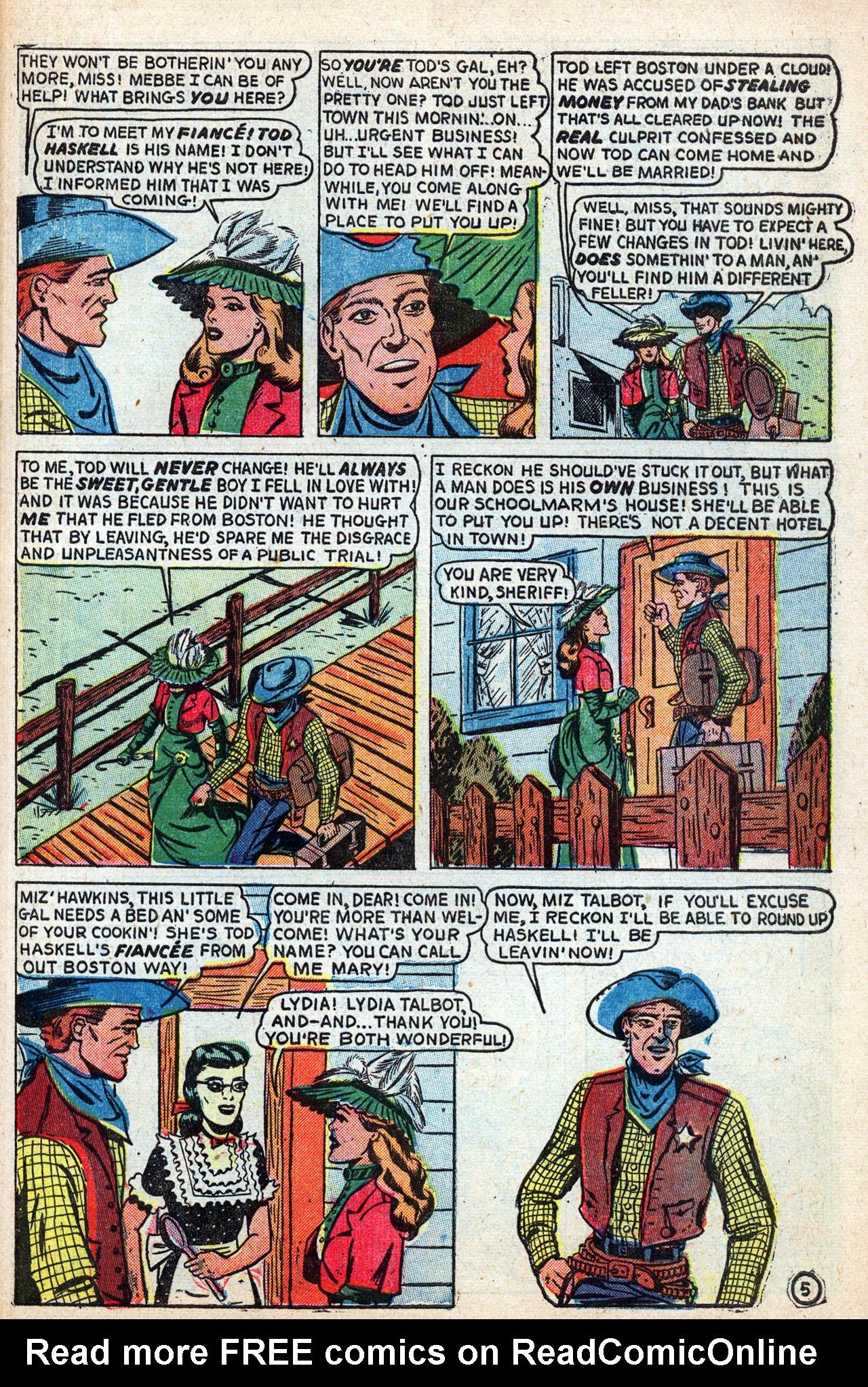 Read online Two-Gun Kid comic -  Issue #4 - 39