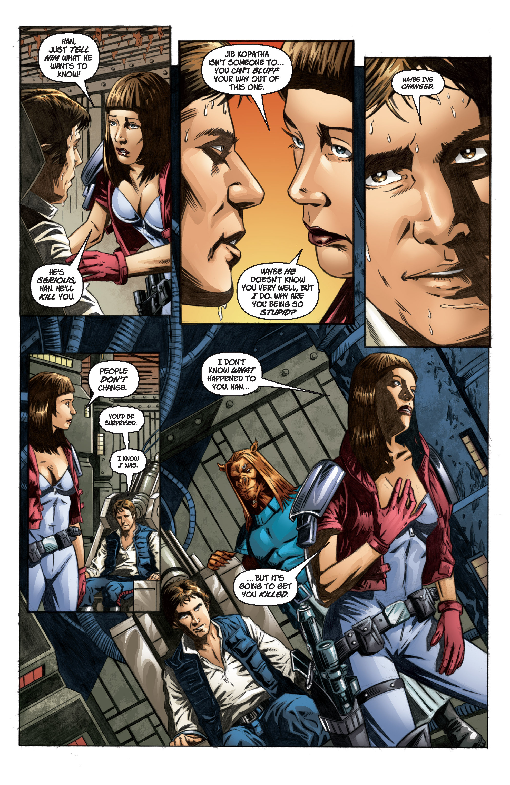 Read online Star Wars Omnibus comic -  Issue # Vol. 17 - 356