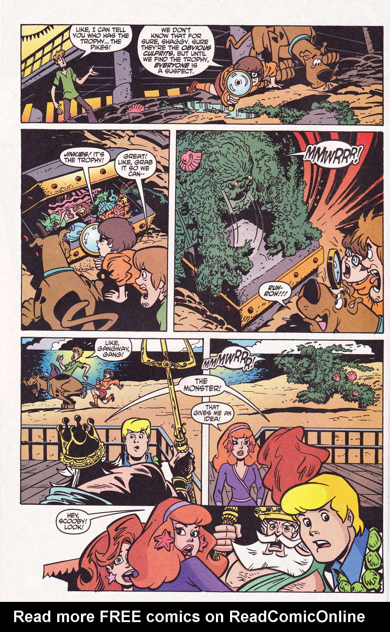 Read online Scooby-Doo (1997) comic -  Issue #109 - 8