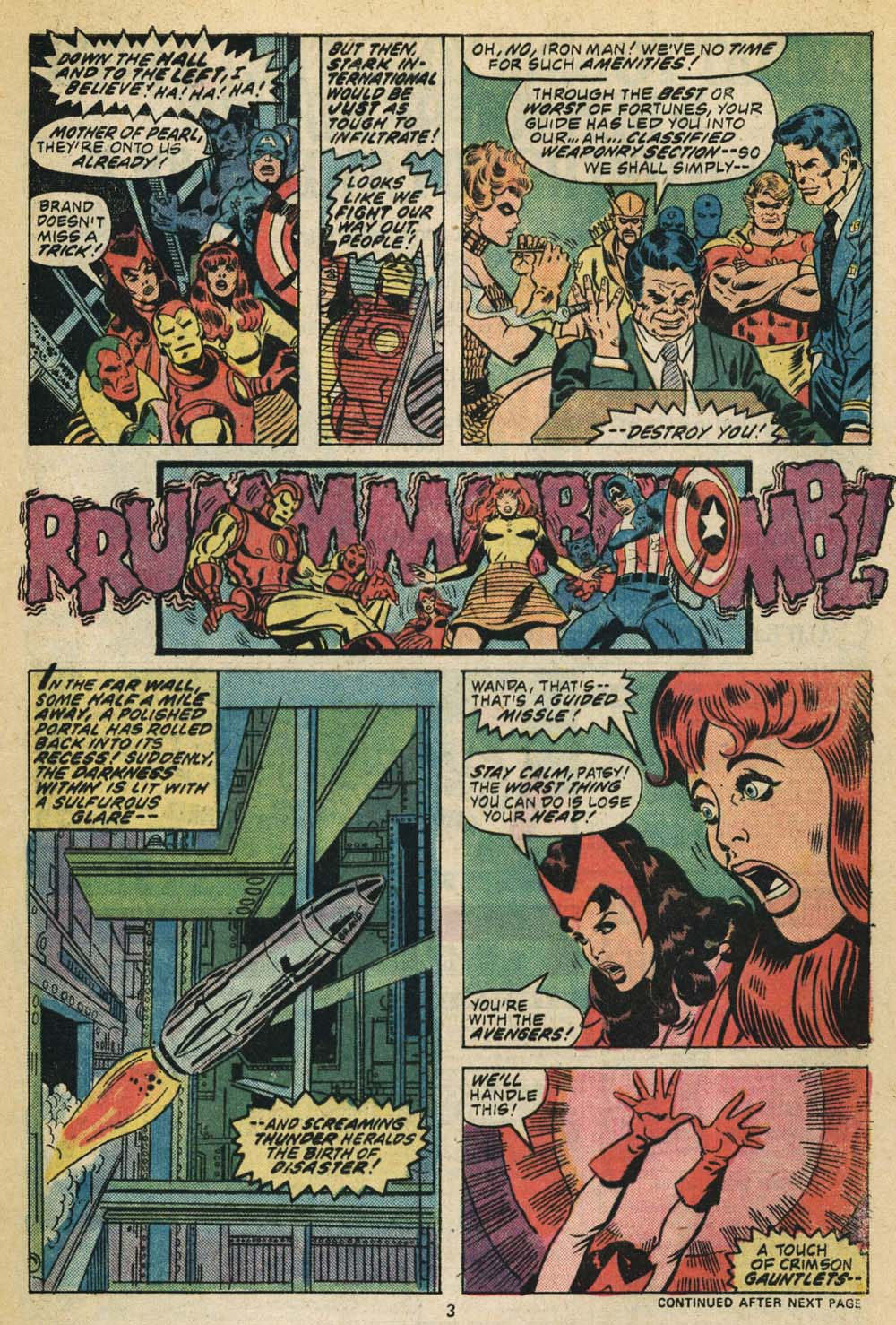 The Avengers (1963) 144 Page 3