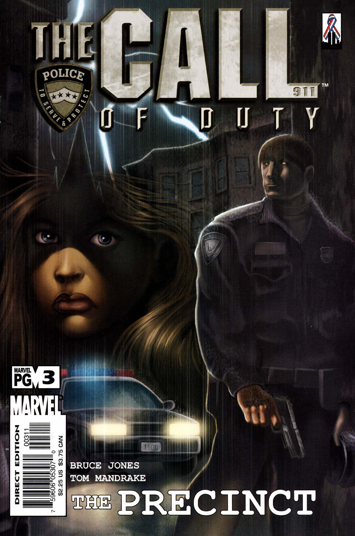 The Call of Duty: The Precinct 3 Page 1