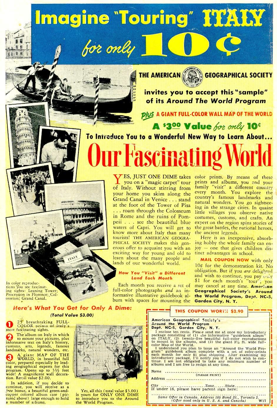 Read online Adventure Comics (1938) comic -  Issue #248 - 36