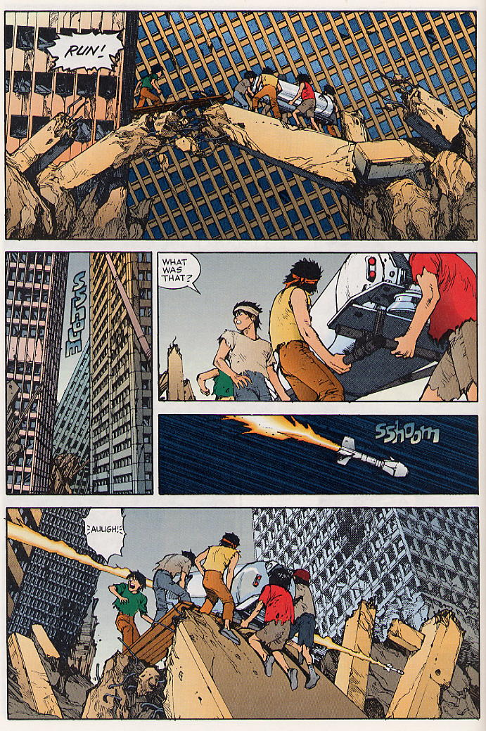 Read online Akira comic -  Issue #19 - 51
