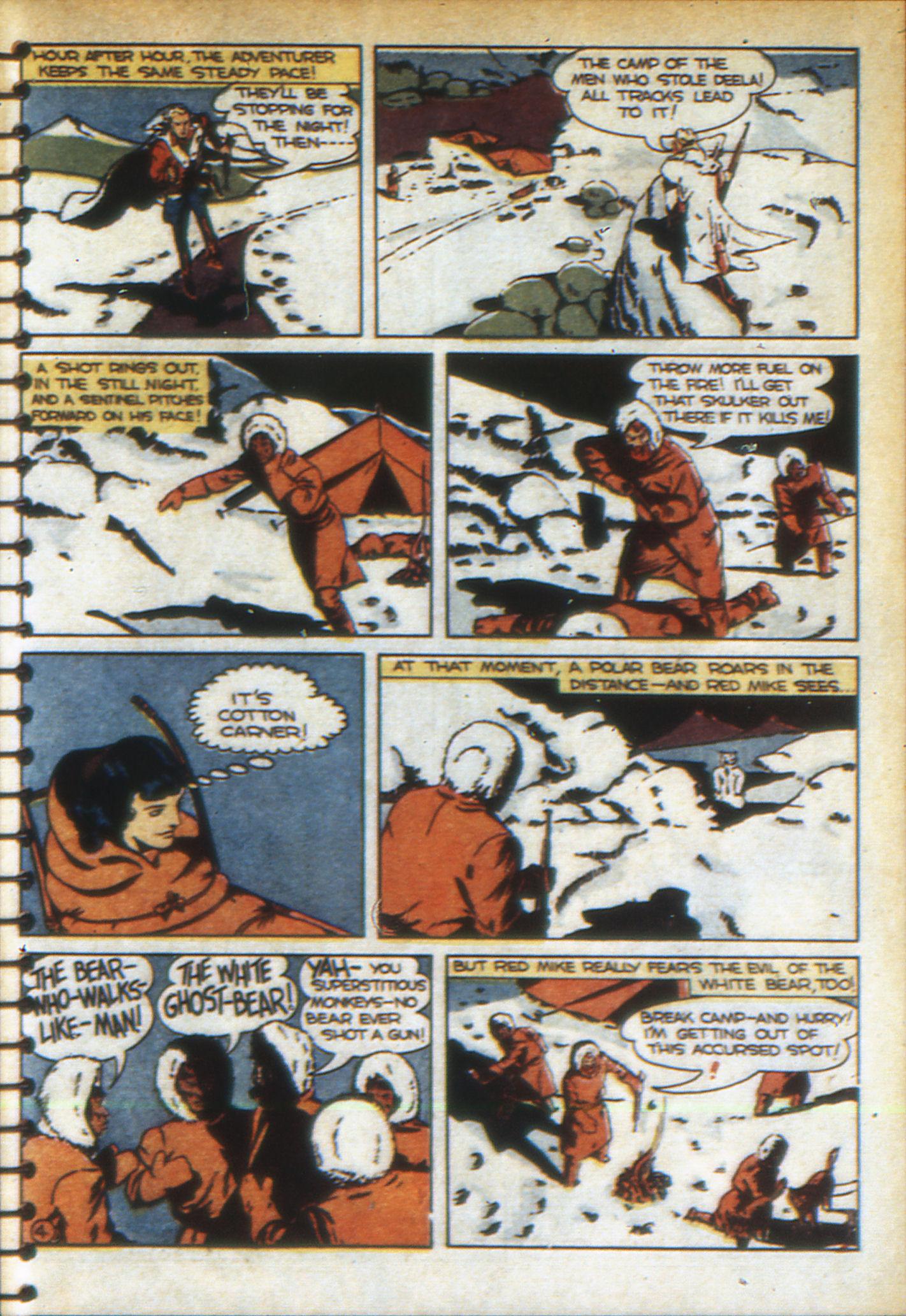 Read online Adventure Comics (1938) comic -  Issue #49 - 63