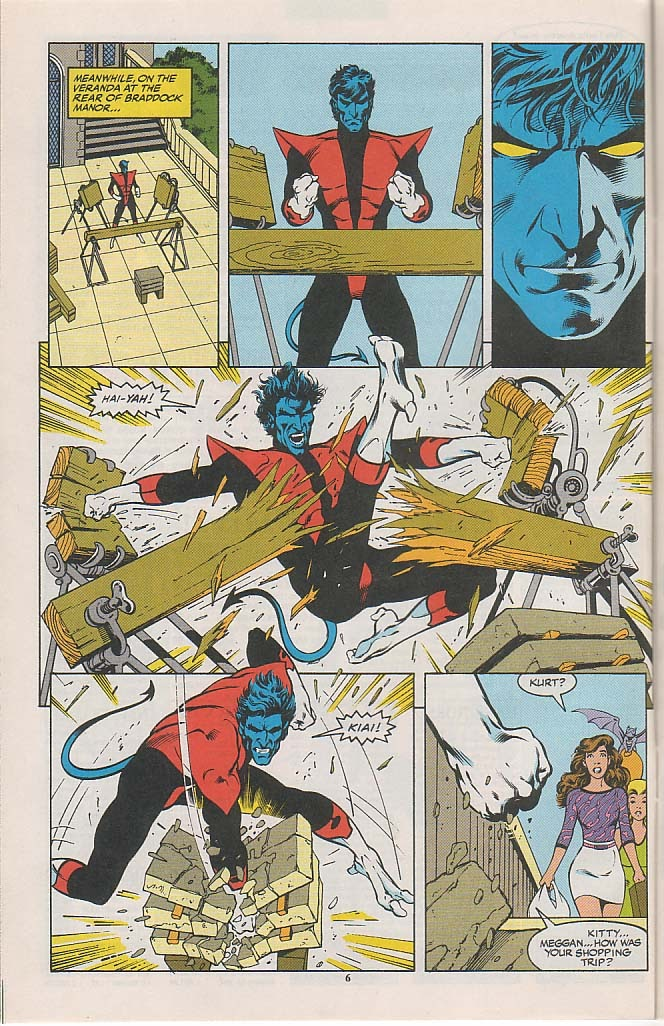 Excalibur (1988) issue 55 - Page 6