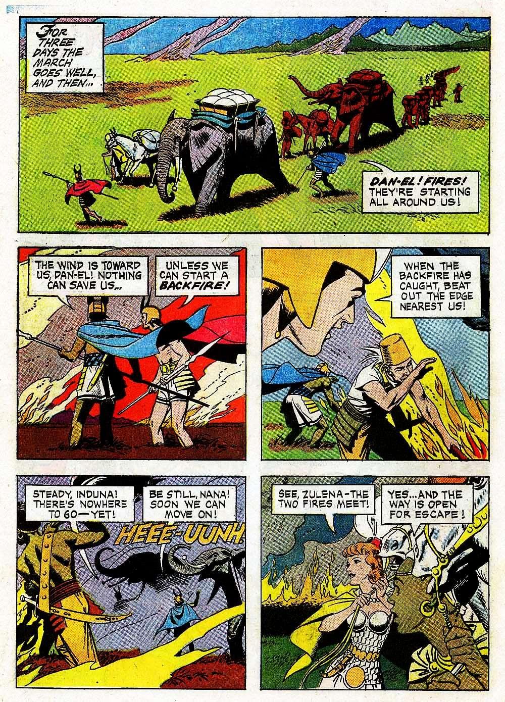 Tarzan (1962) issue 139 - Page 30