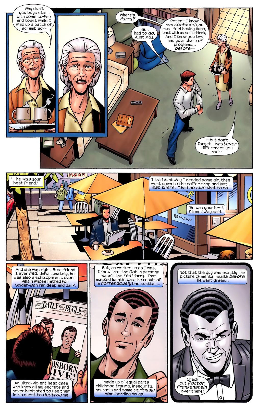 Amazing Spider-Man Family Issue #4 #4 - English 8