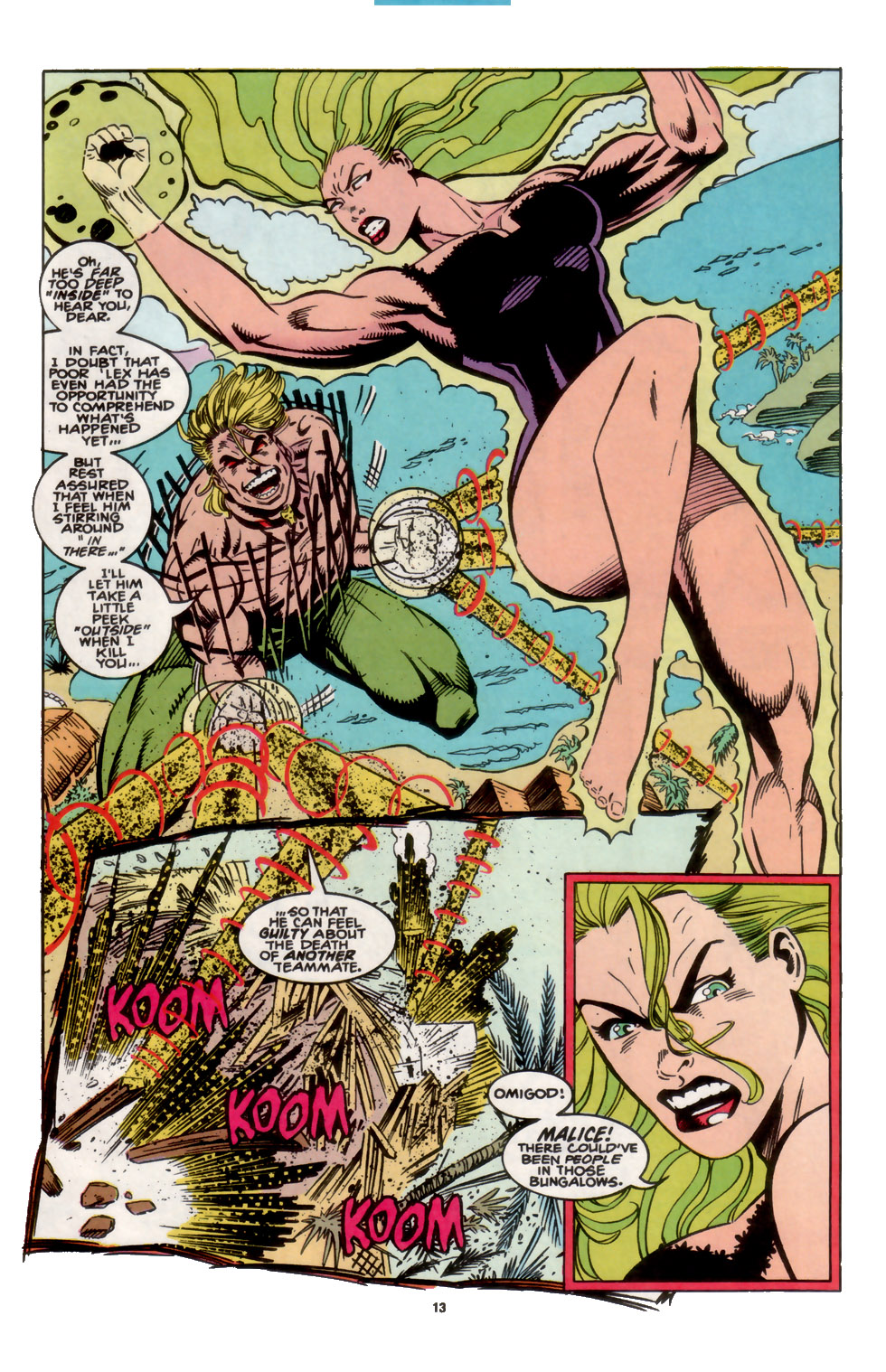 Read online X-Factor (1986) comic -  Issue #104 - 10