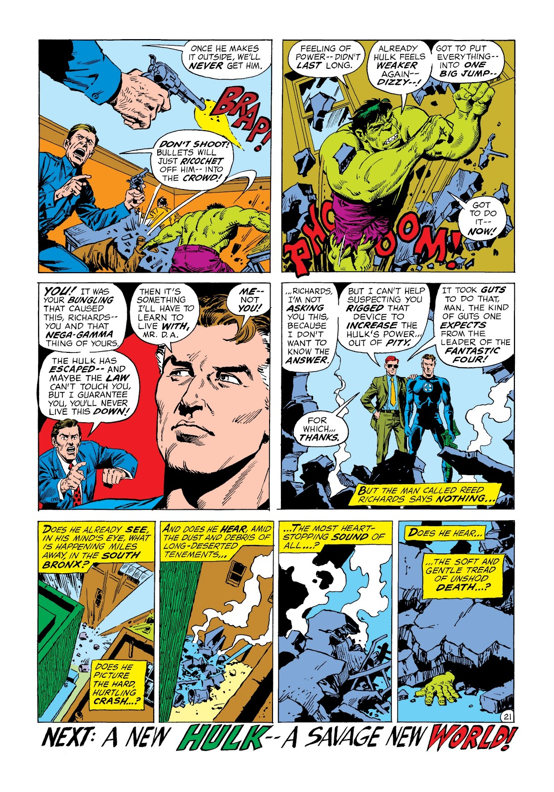 Read online Marvel Masterworks: The Incredible Hulk comic -  Issue # TPB 8 (Part 3) - 17