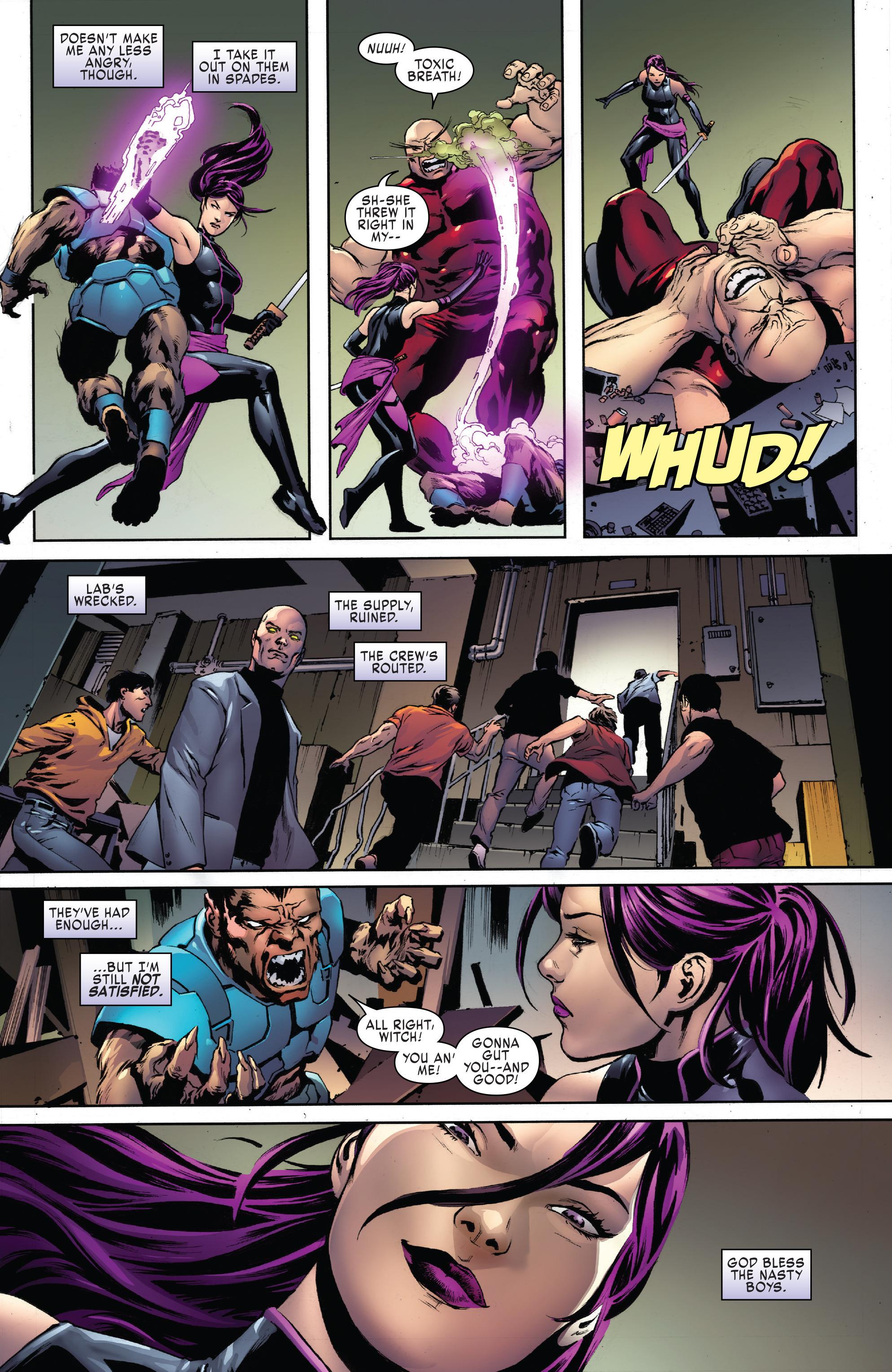 Read online Uncanny X-Men (2016) comic -  Issue #15 - 11