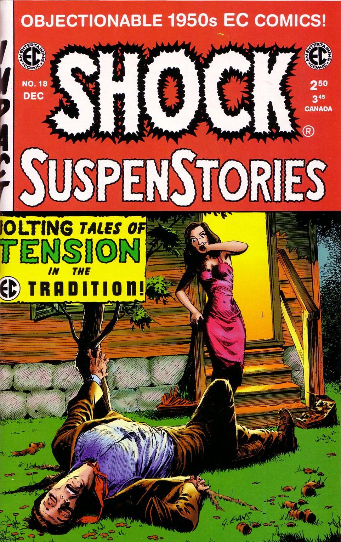 Shock SuspenStories 18 Page 1