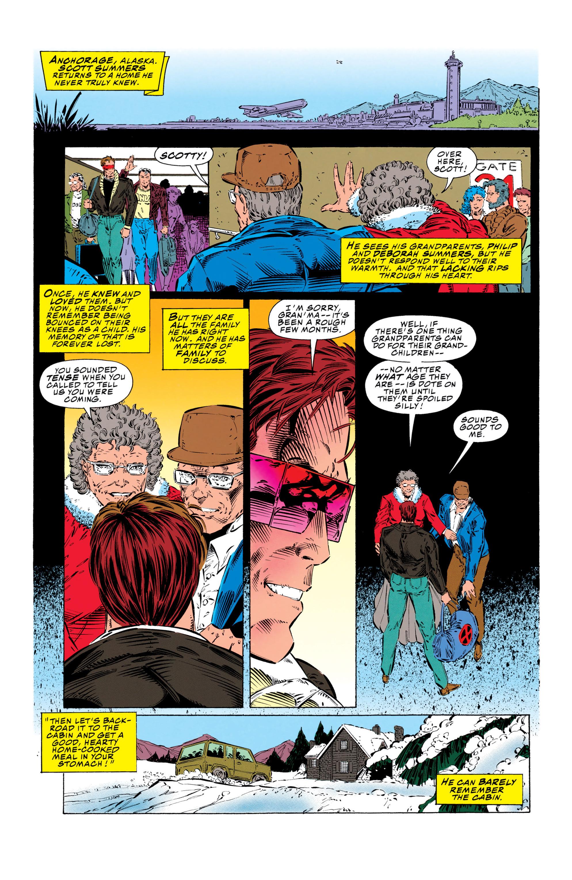 X-Men (1991) 21 Page 6