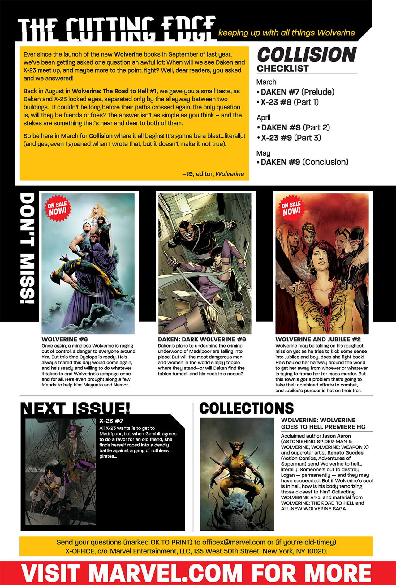 Read online X-23 (2010) comic -  Issue #6 - 25