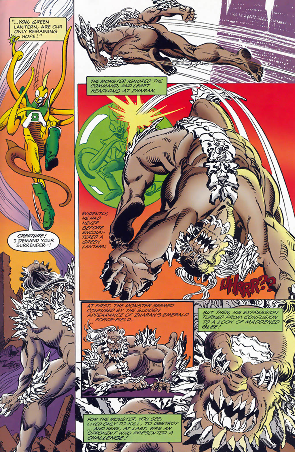 Read online Doomsday Annual comic -  Issue # Full - 35