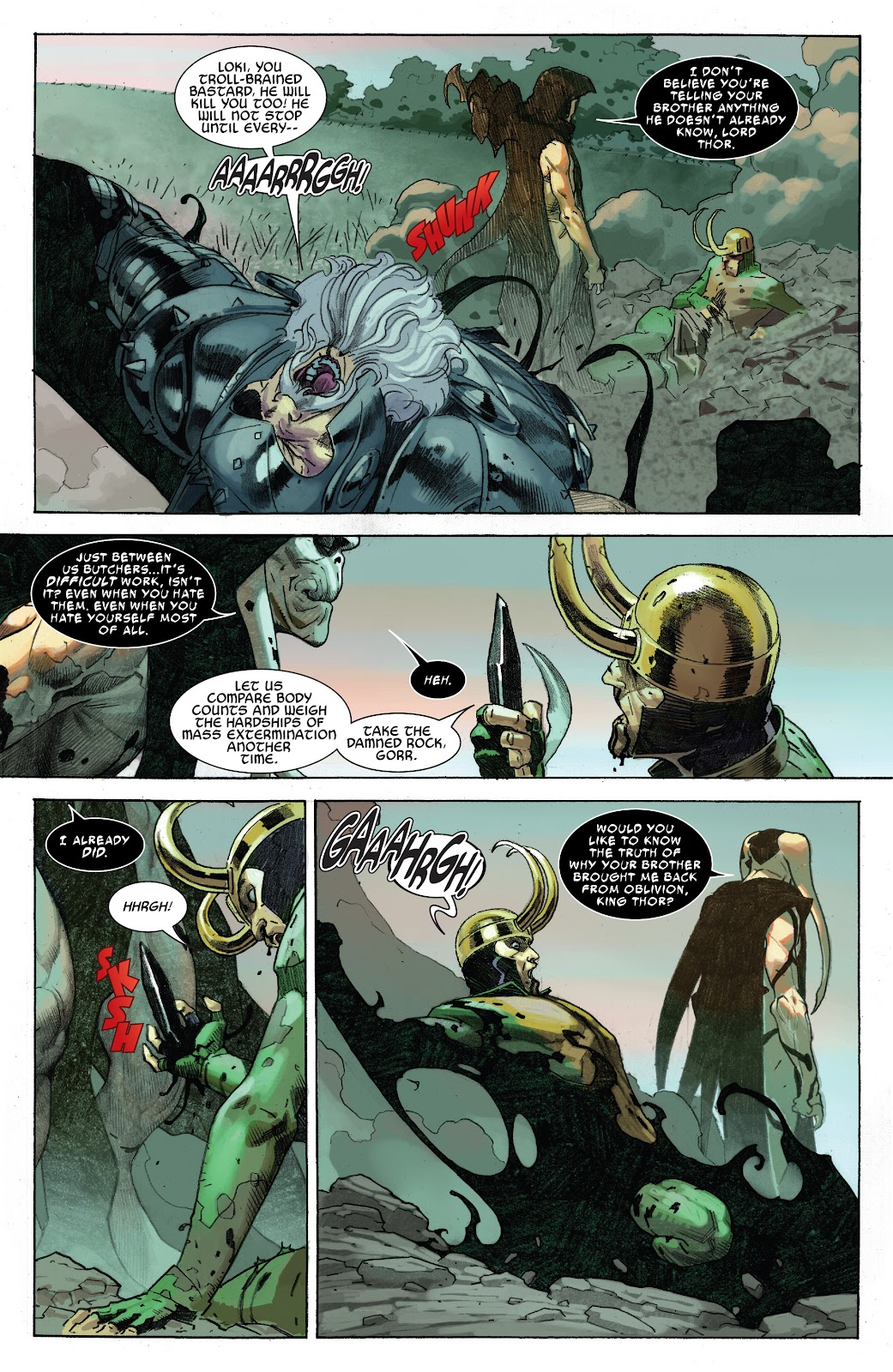 Read online King Thor comic -  Issue #2 - 5