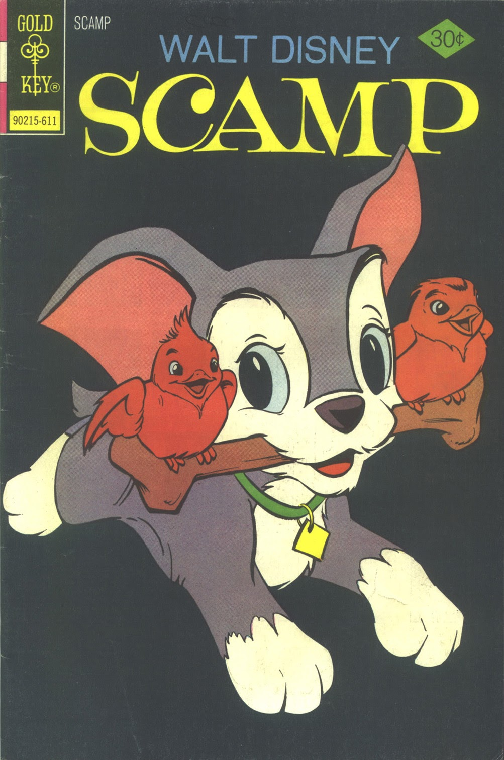 Scamp (1967) 32 Page 1