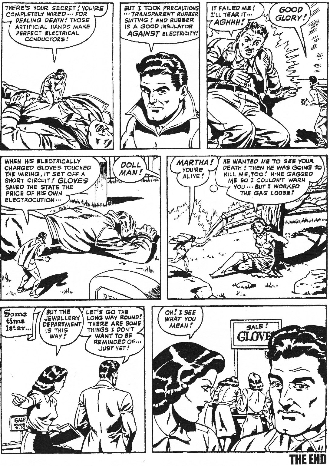 Read online Men of Mystery Comics comic -  Issue #61 - 13