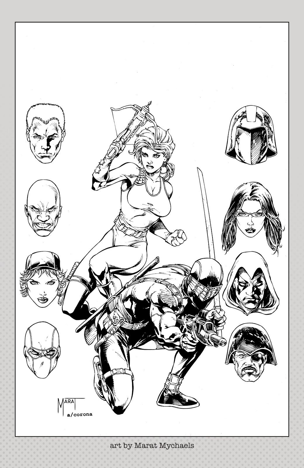Read online G.I. Joe: Sierra Muerte comic -  Issue #3 - 34