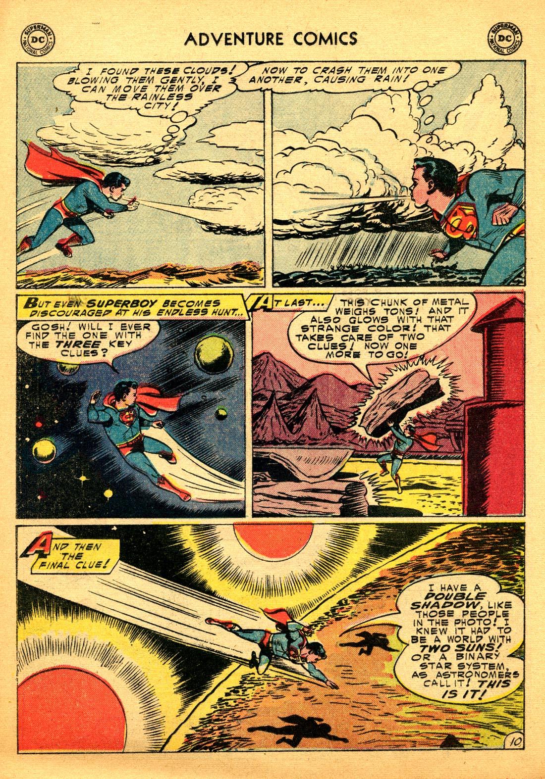 Read online Adventure Comics (1938) comic -  Issue #206 - 12