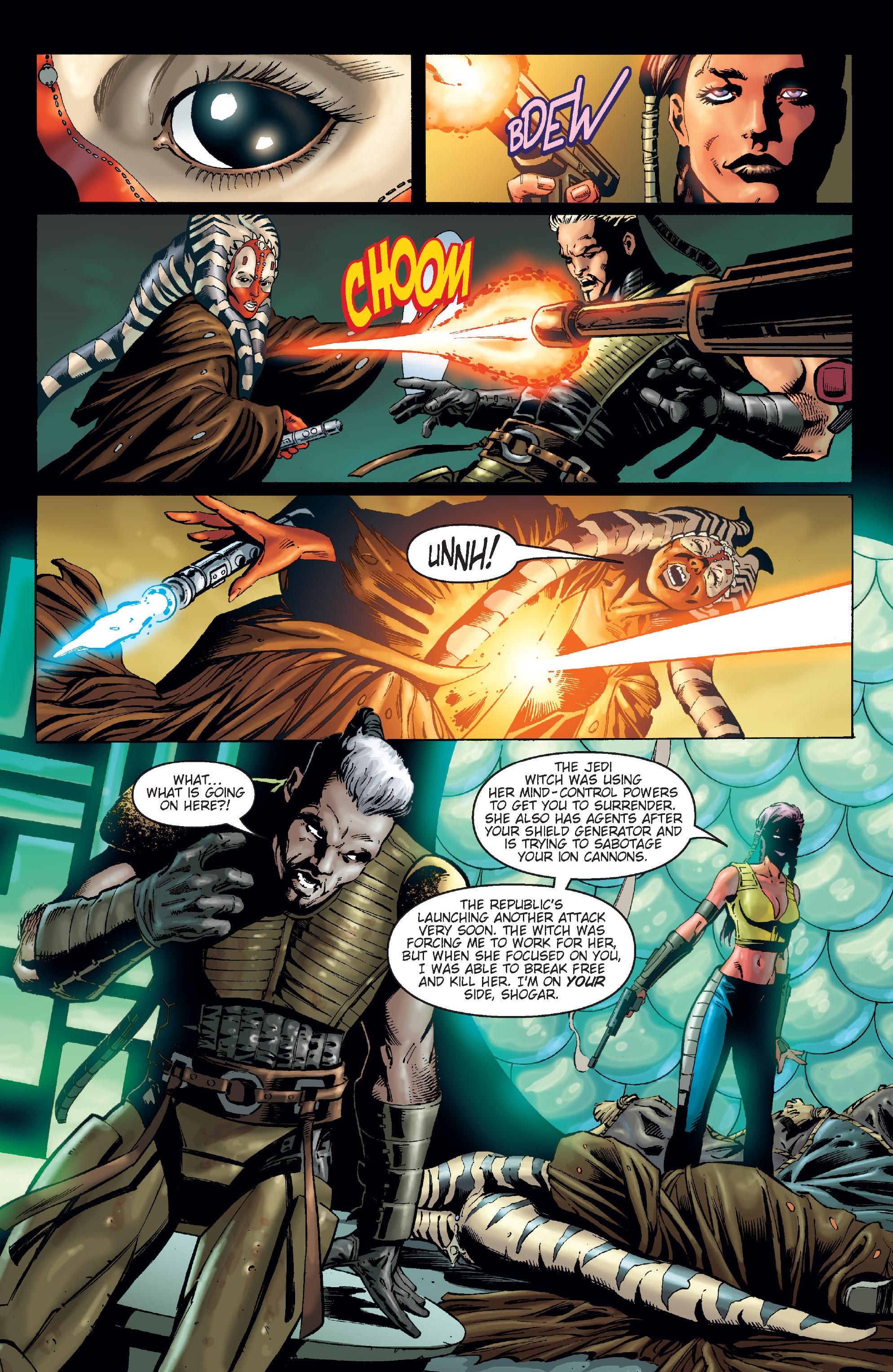 Read online Star Wars Omnibus comic -  Issue # Vol. 24 - 217