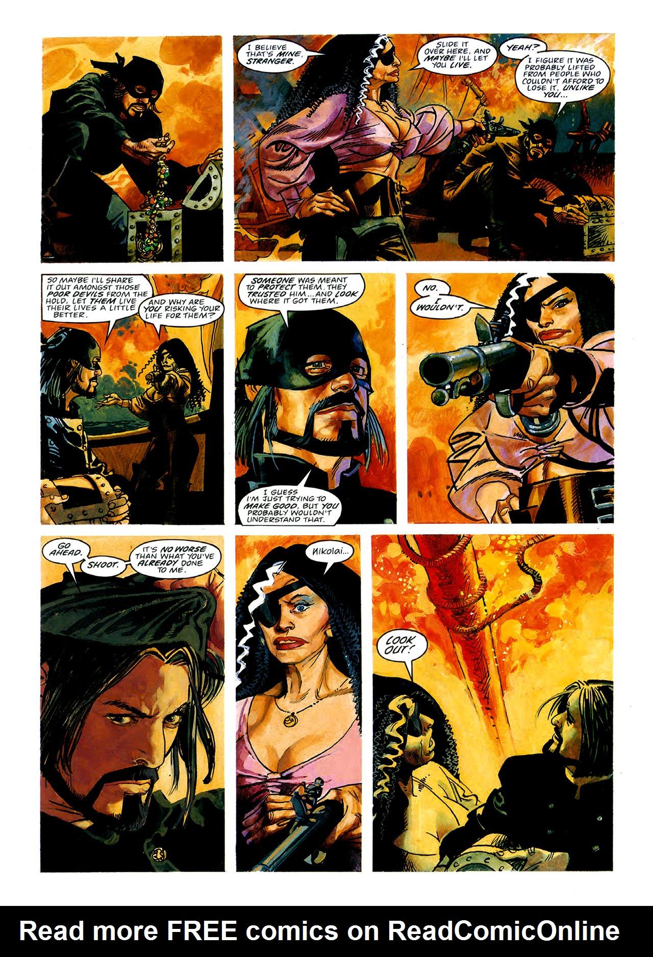 Read online Nikolai Dante comic -  Issue # TPB 3 - 46