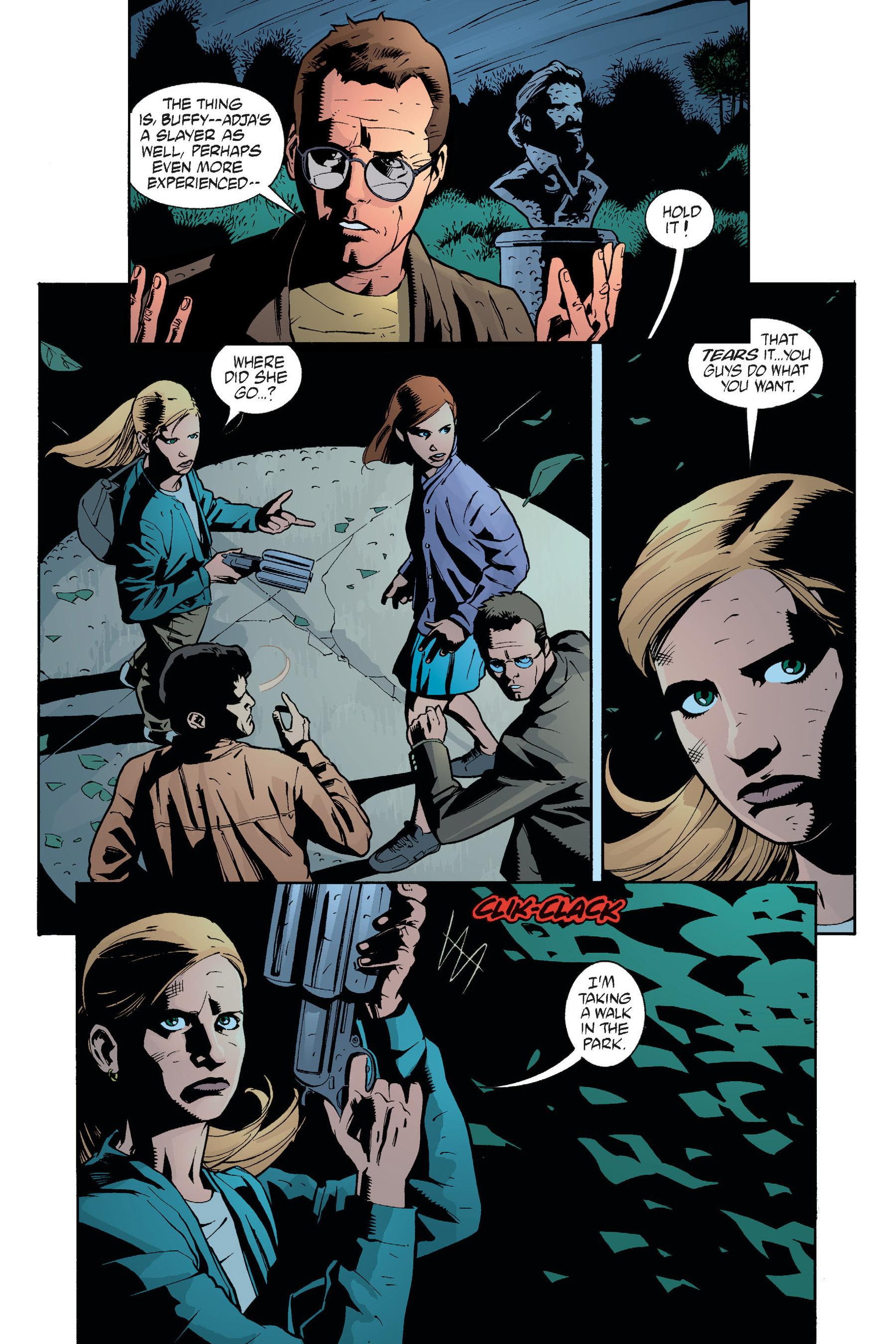 Read online Buffy the Vampire Slayer: Omnibus comic -  Issue # TPB 5 - 266
