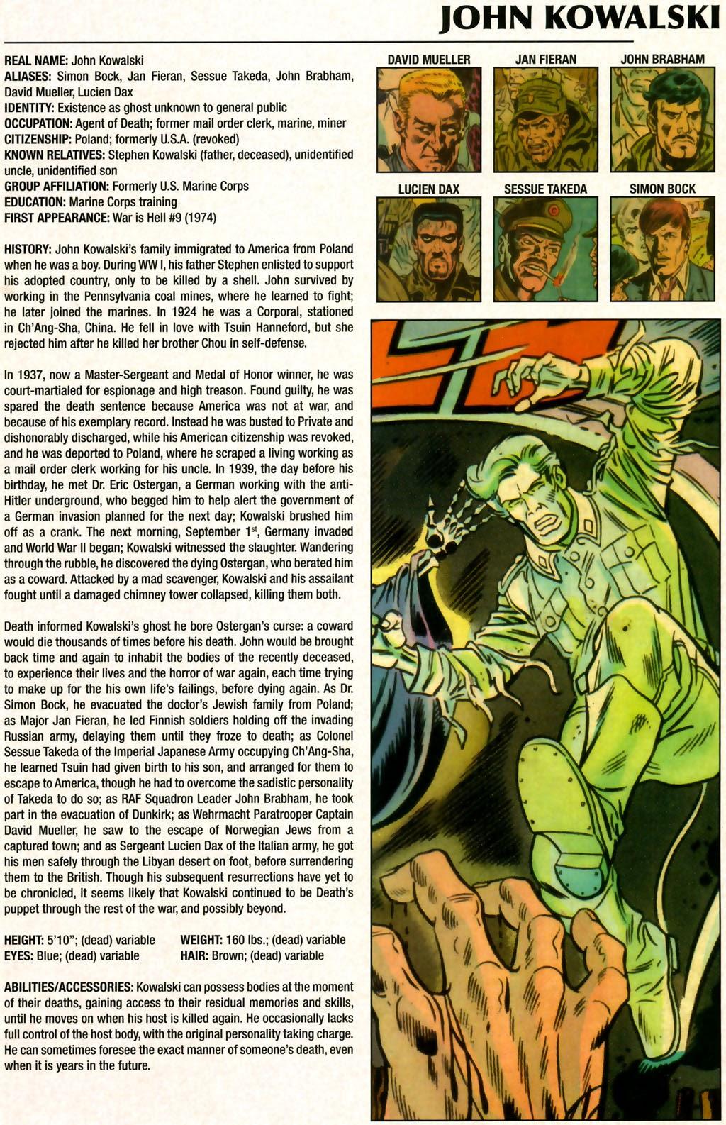 Read online Marvel Legacy: The 1970's Handbook comic -  Issue # Full - 33