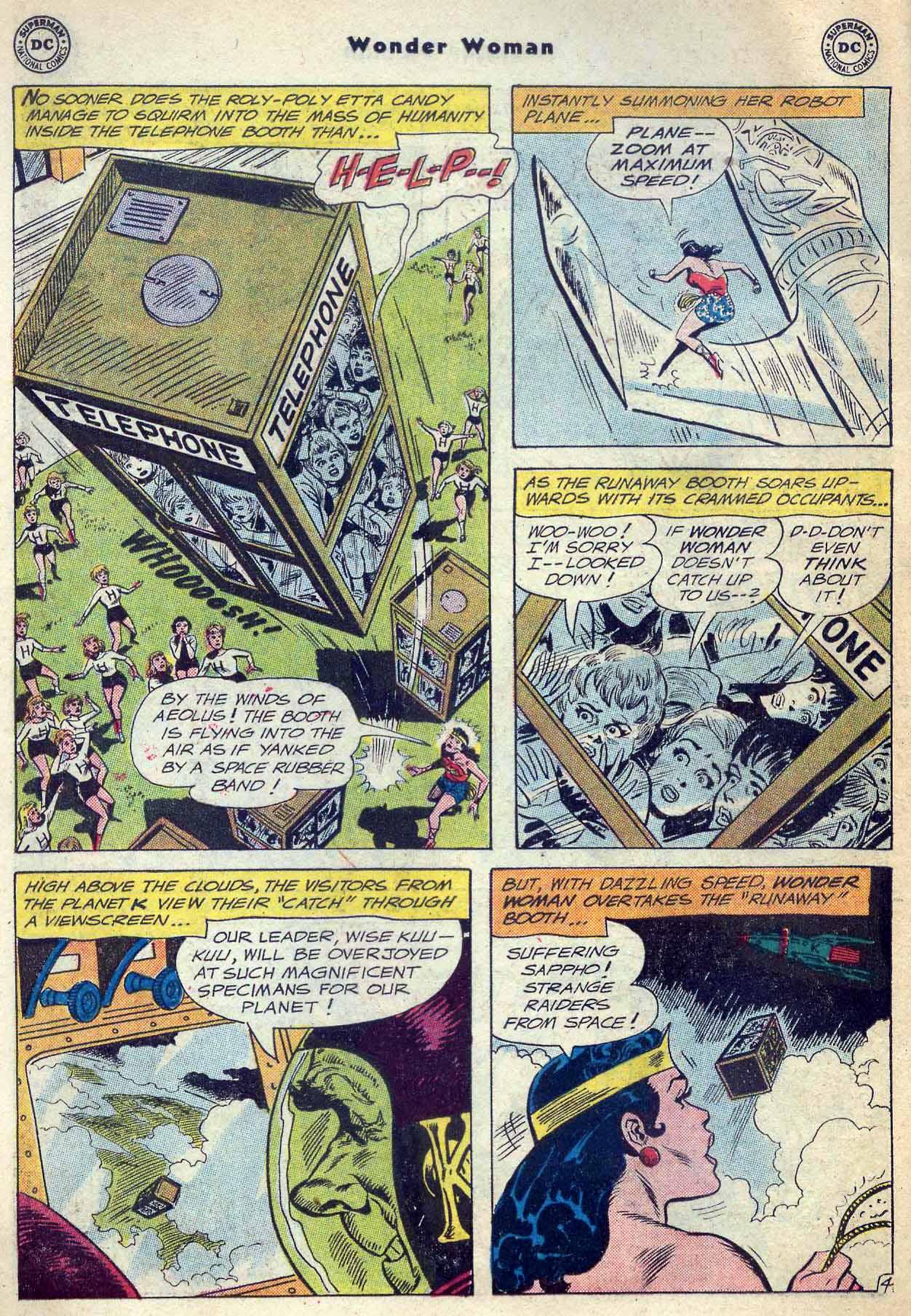 Read online Wonder Woman (1942) comic -  Issue #127 - 6