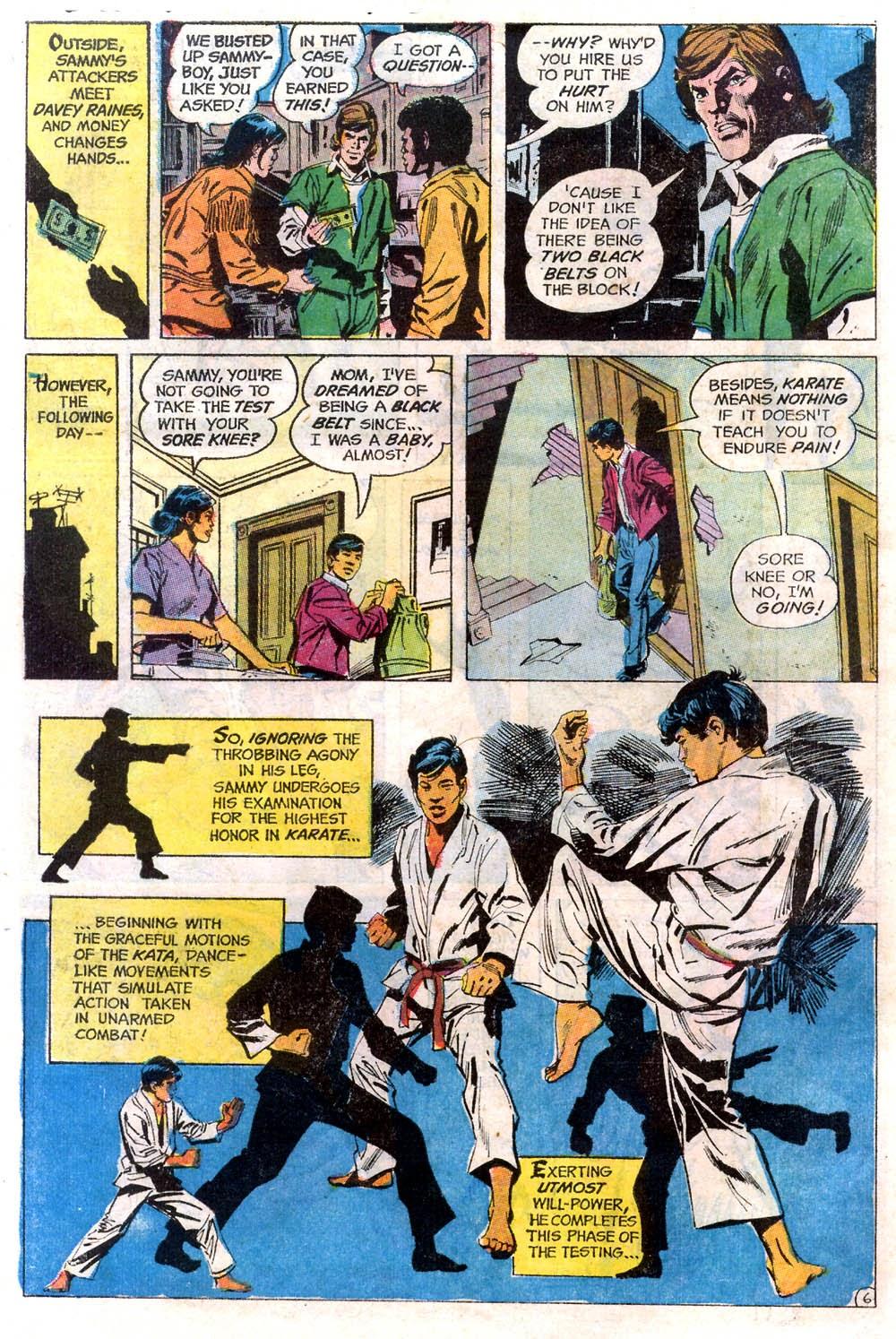 Read online Strange Sports Stories (1973) comic -  Issue #2 - 7
