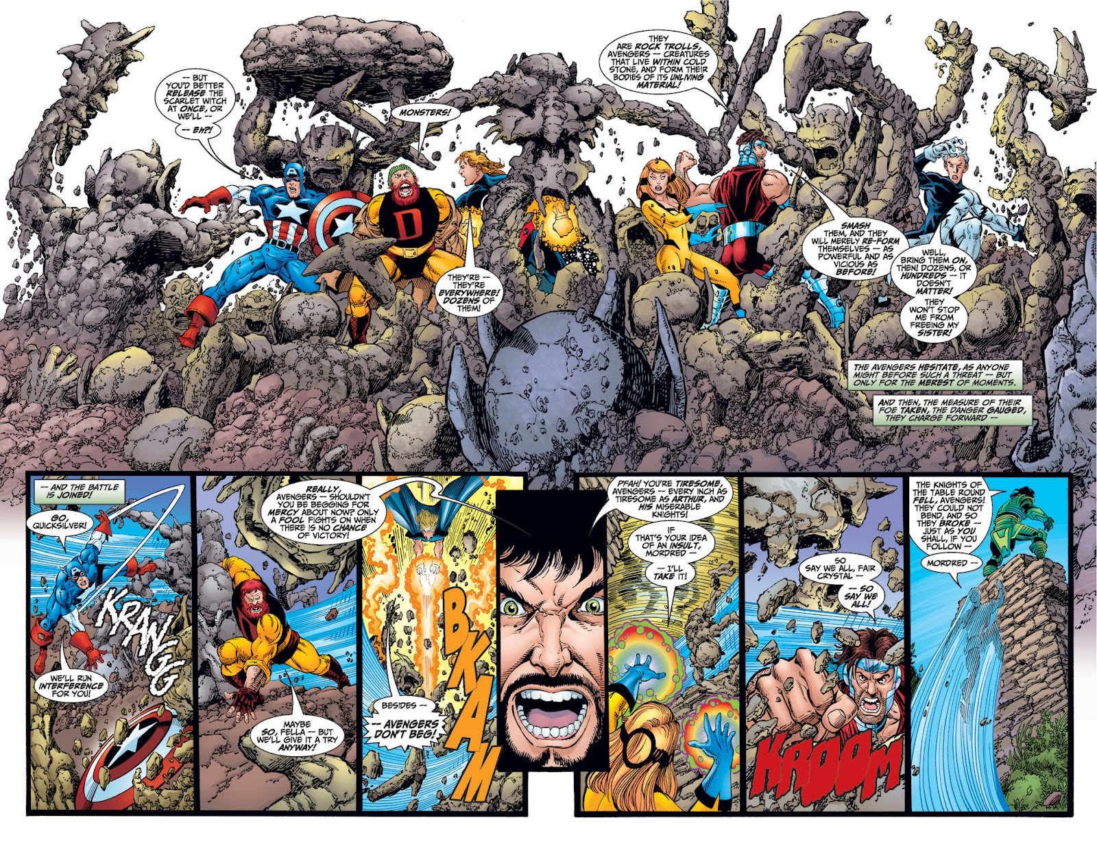 Avengers (1998) issue 1 - Page 32