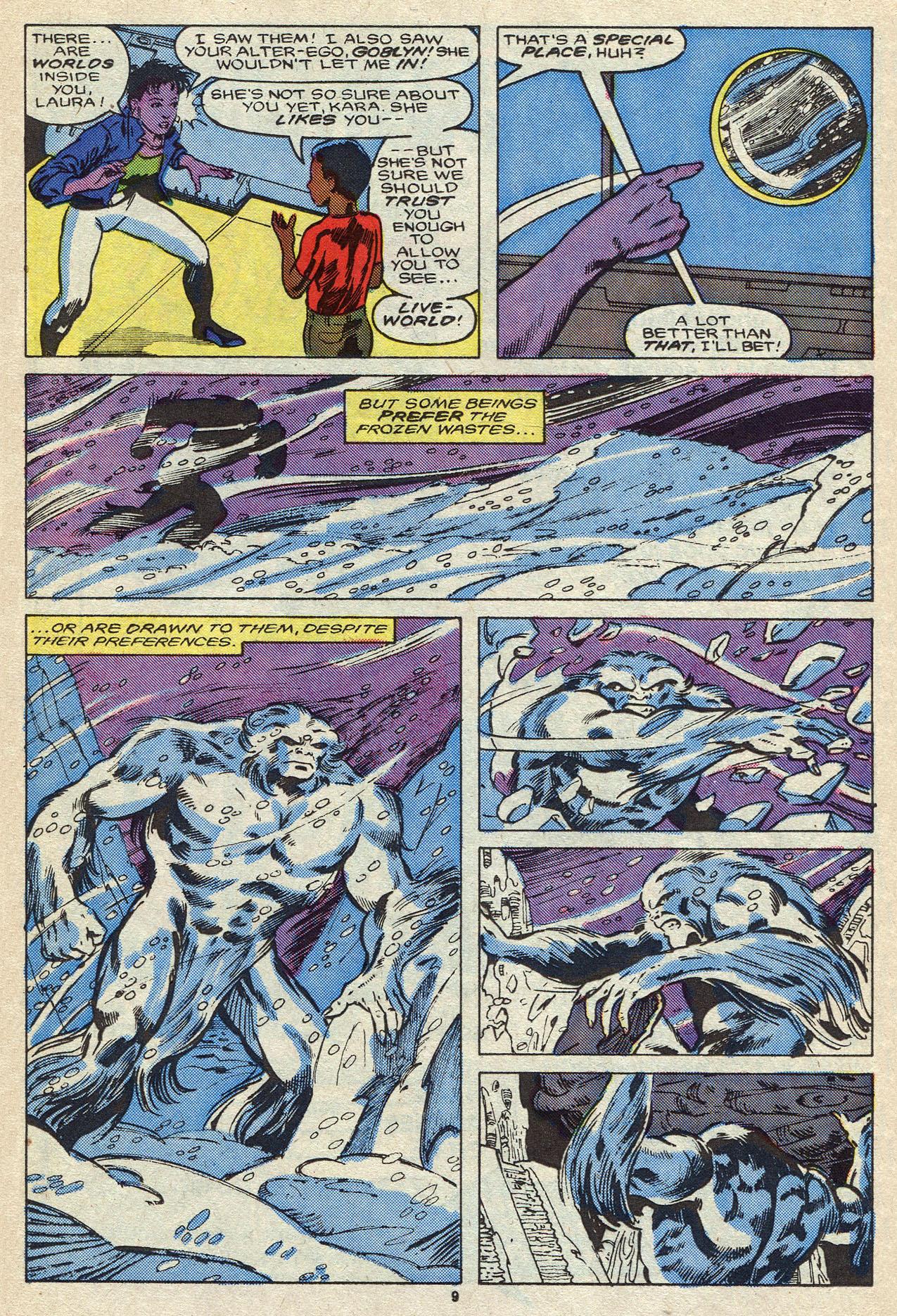 Read online Alpha Flight (1983) comic -  Issue #55 - 13