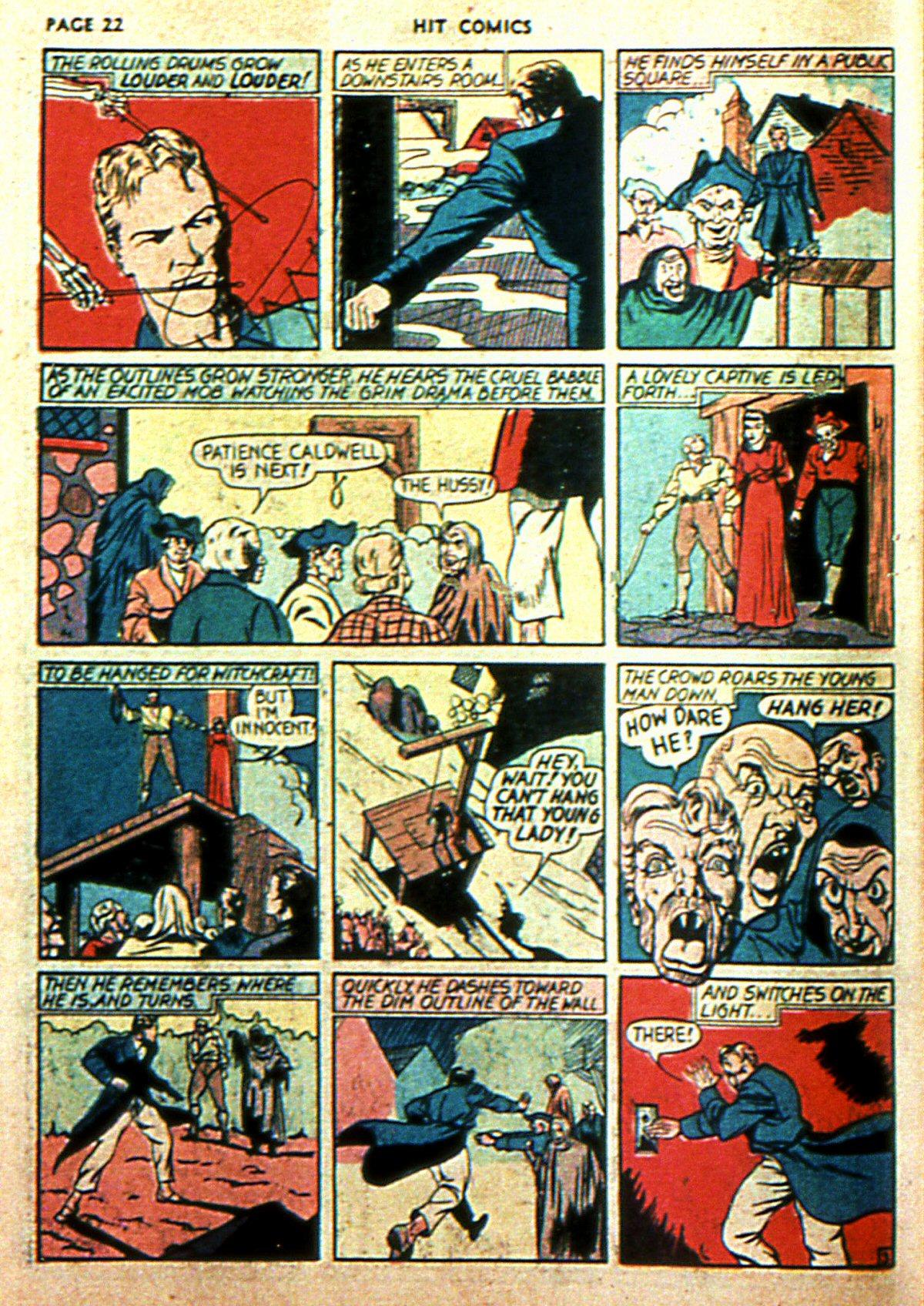 Read online Hit Comics comic -  Issue #2 - 24
