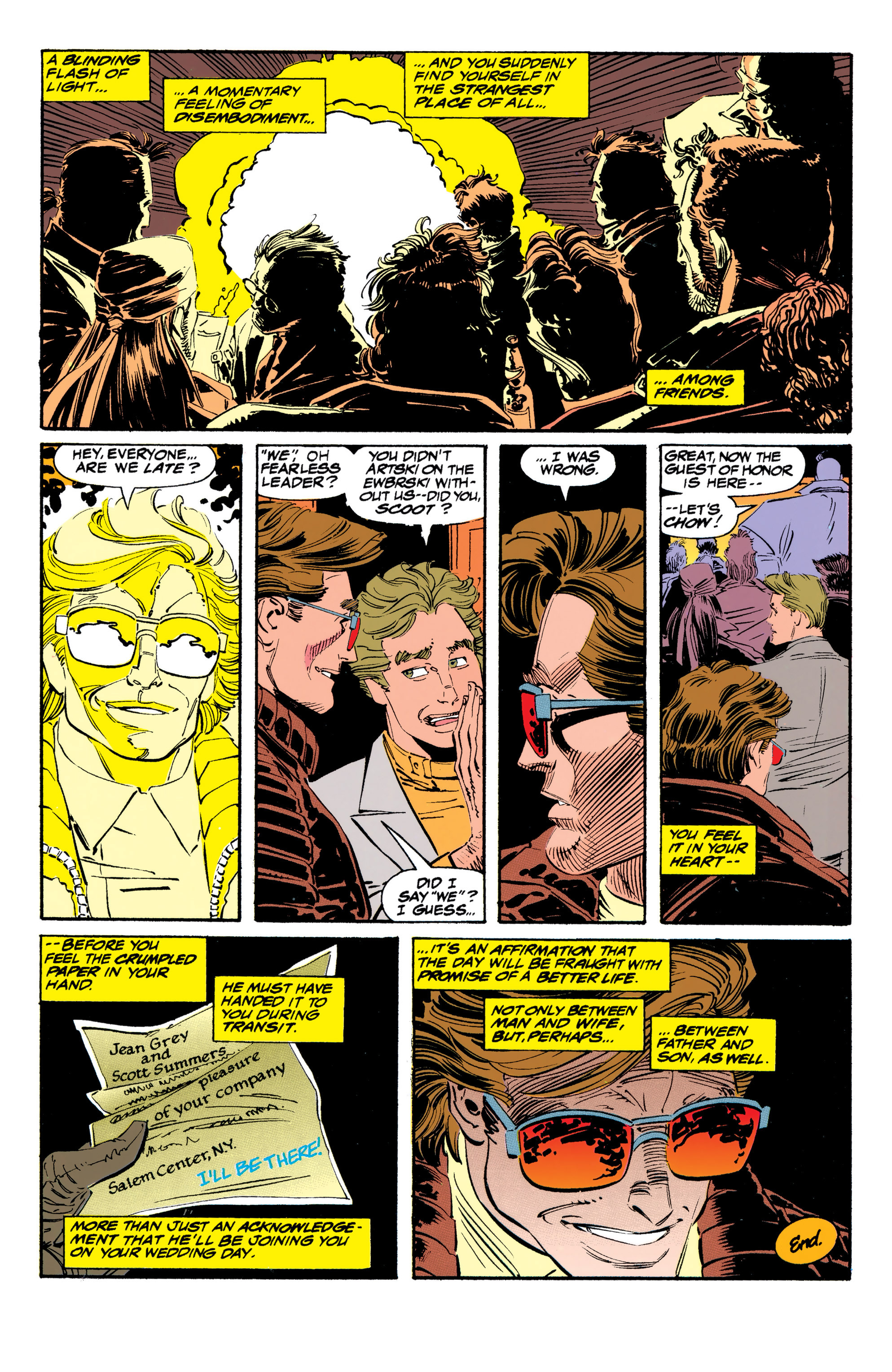Read online Uncanny X-Men (1963) comic -  Issue #310 - 20