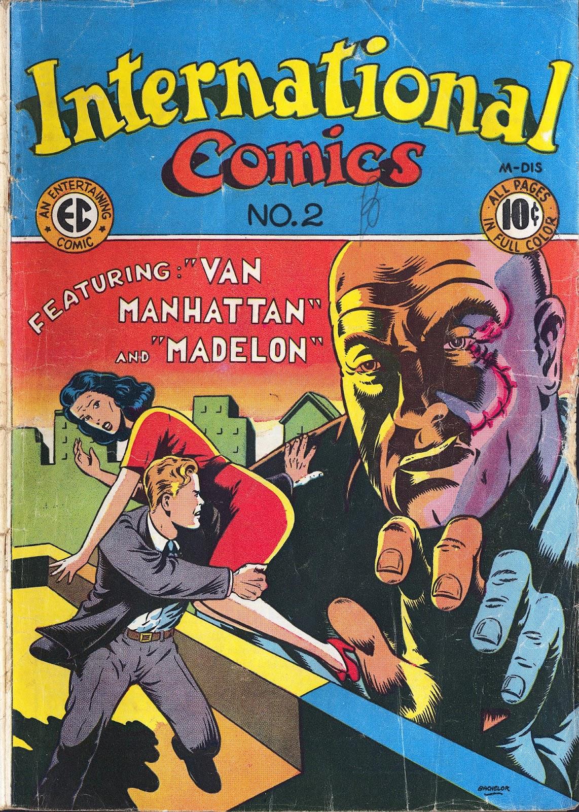 International Comics 2 Page 1