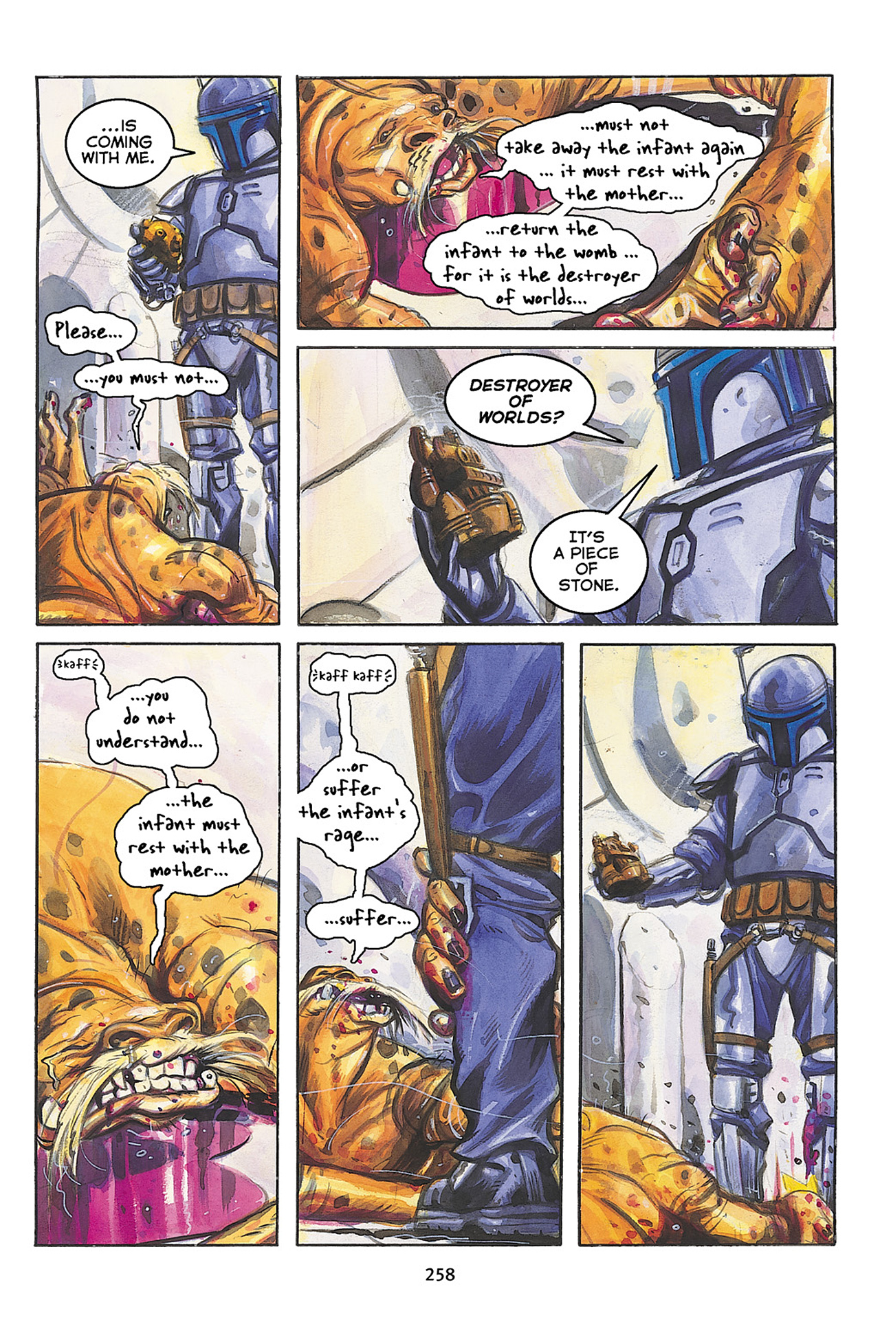 Read online Star Wars Omnibus comic -  Issue # Vol. 10 - 255