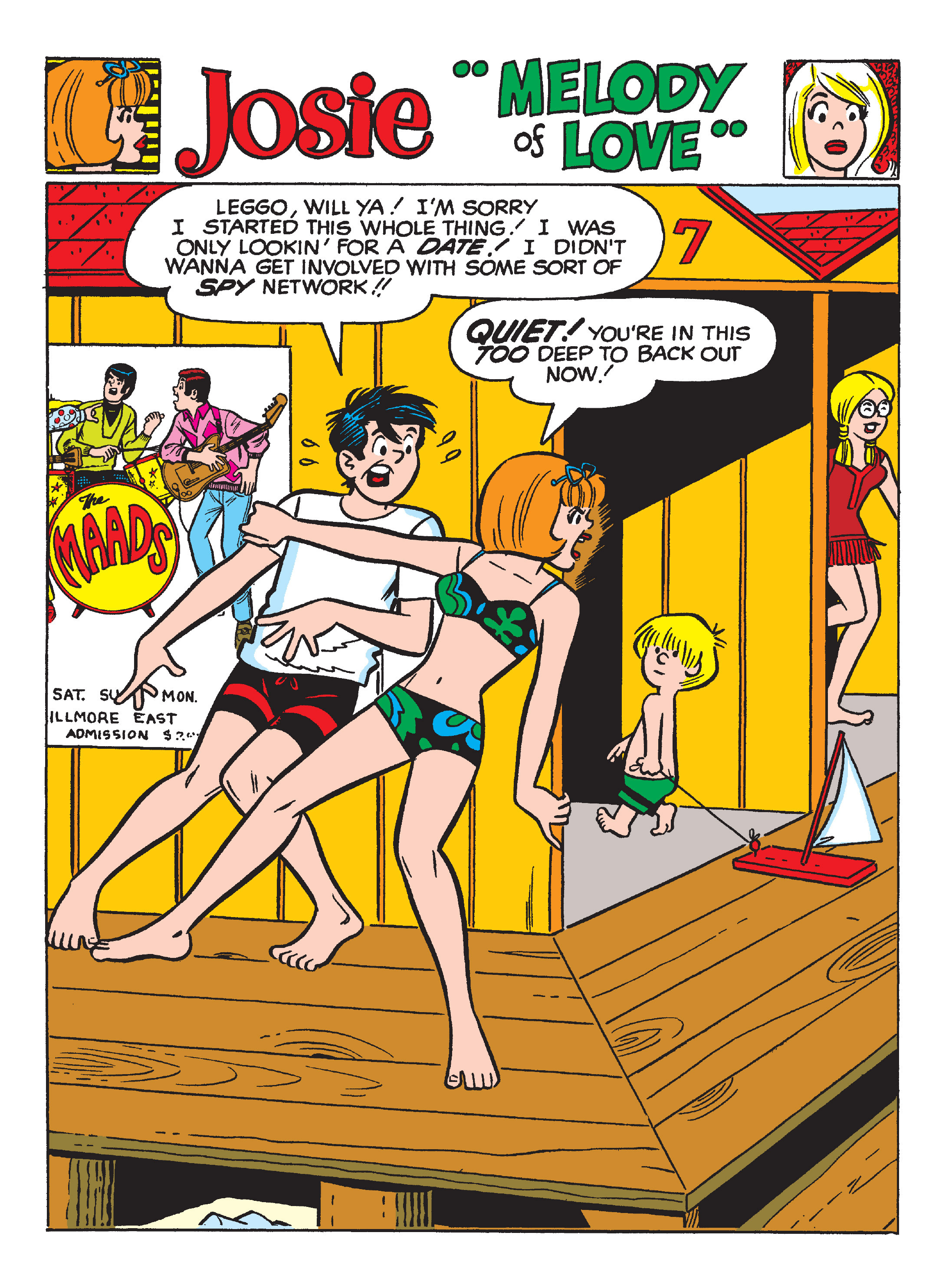 Read online Archie 1000 Page Comics Blowout! comic -  Issue # TPB (Part 3) - 167