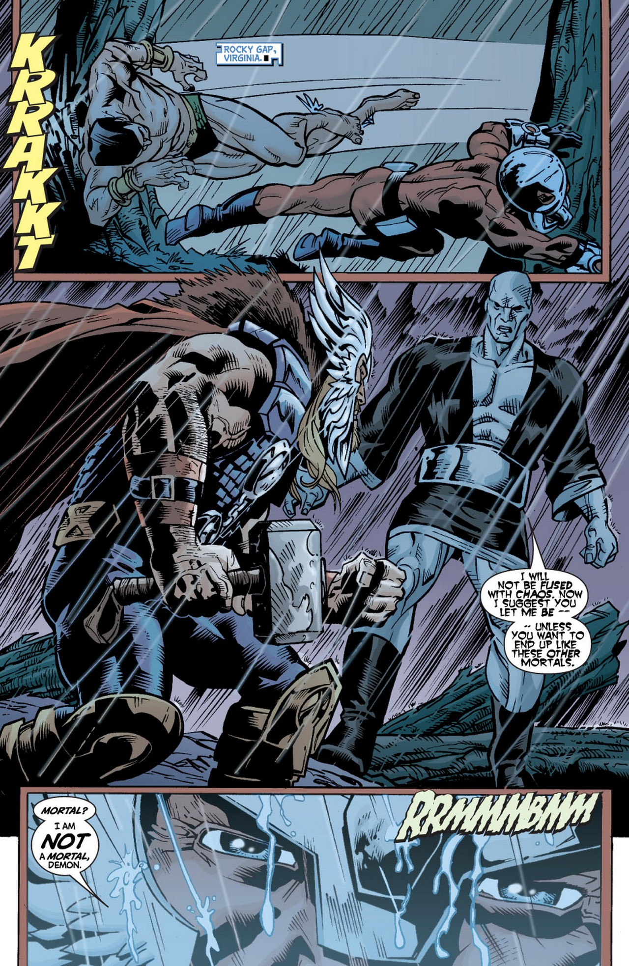 Read online Avengers (1998) comic -  Issue #60 - 6