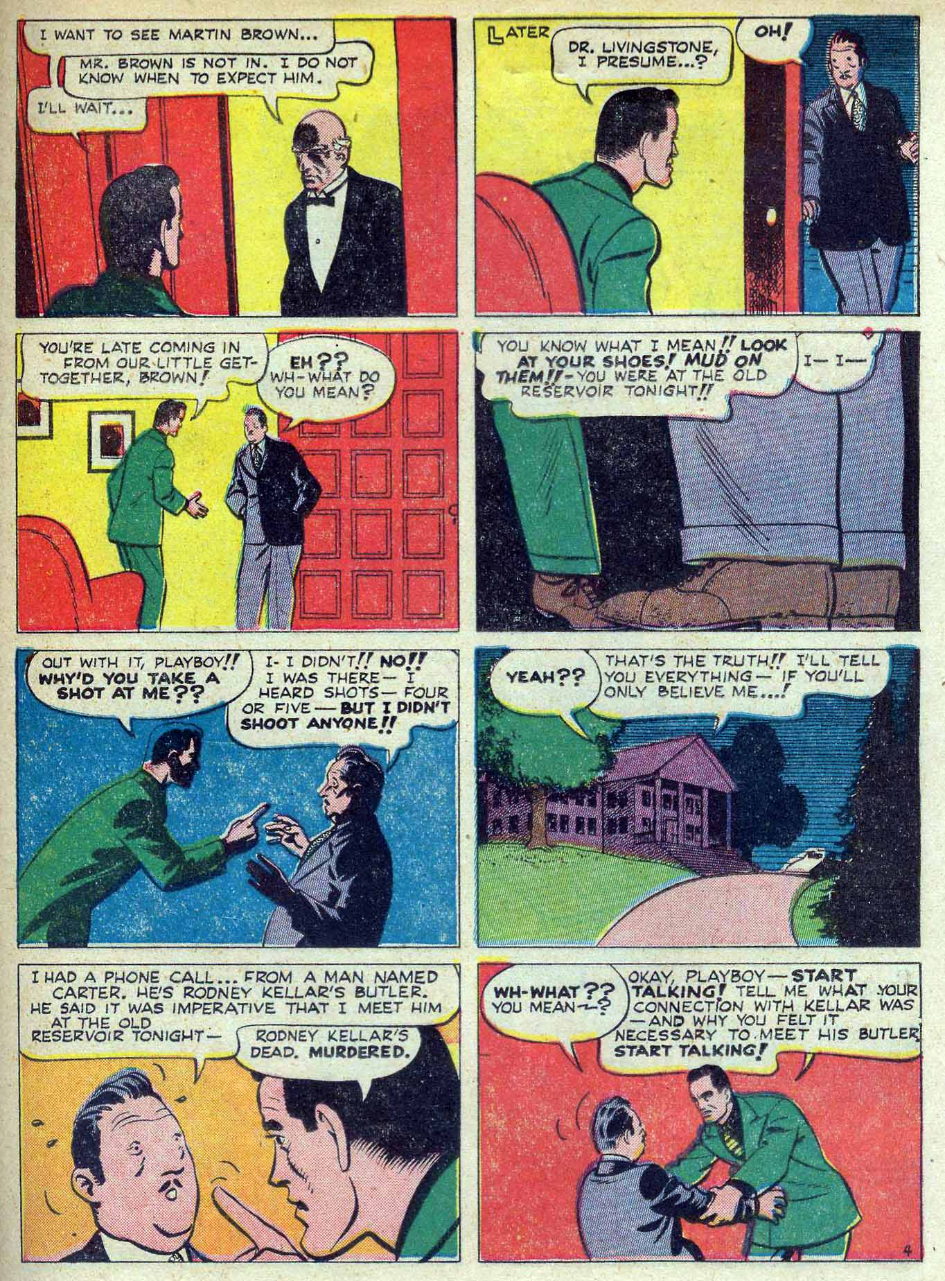 Read online Adventure Comics (1938) comic -  Issue #70 - 55