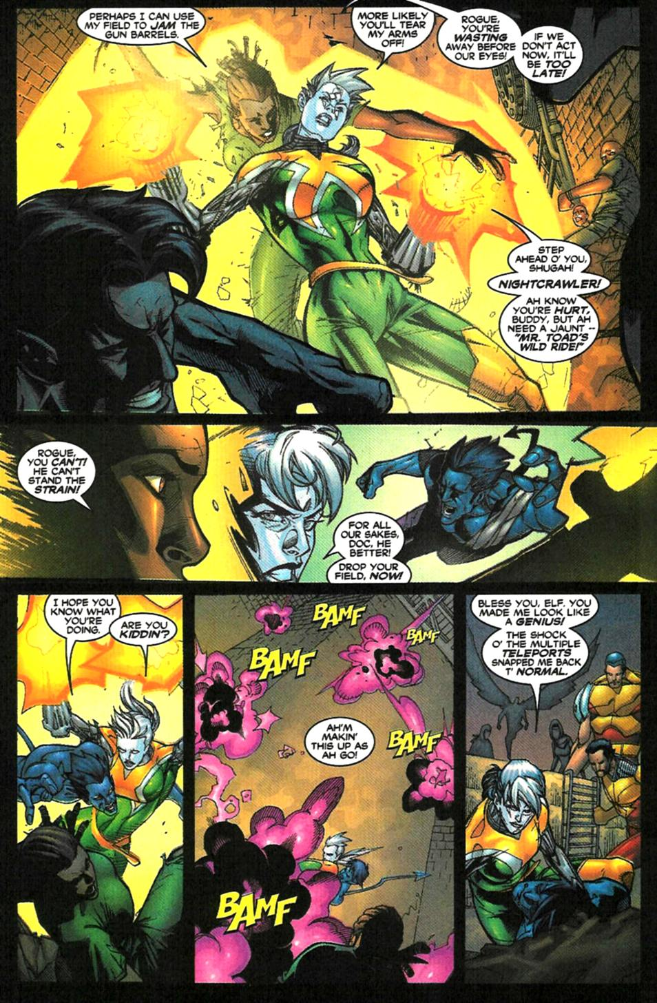 X-Men (1991) 102 Page 16