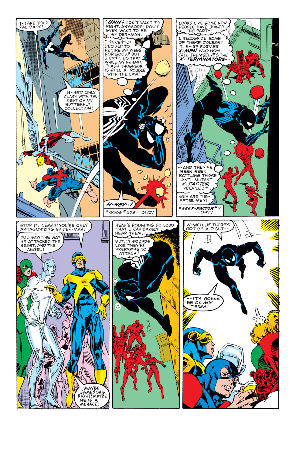 The Amazing Spider-Man (1963) 282 Page 15
