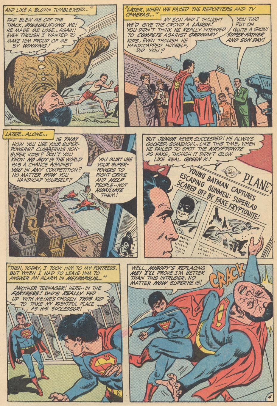 Read online Action Comics (1938) comic -  Issue #392 - 6