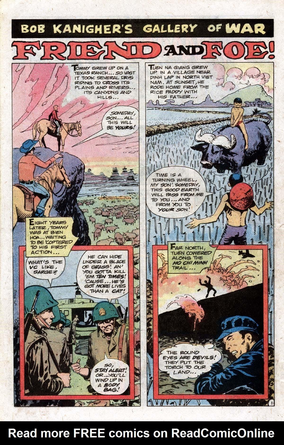 Read online Sgt. Rock comic -  Issue #320 - 20