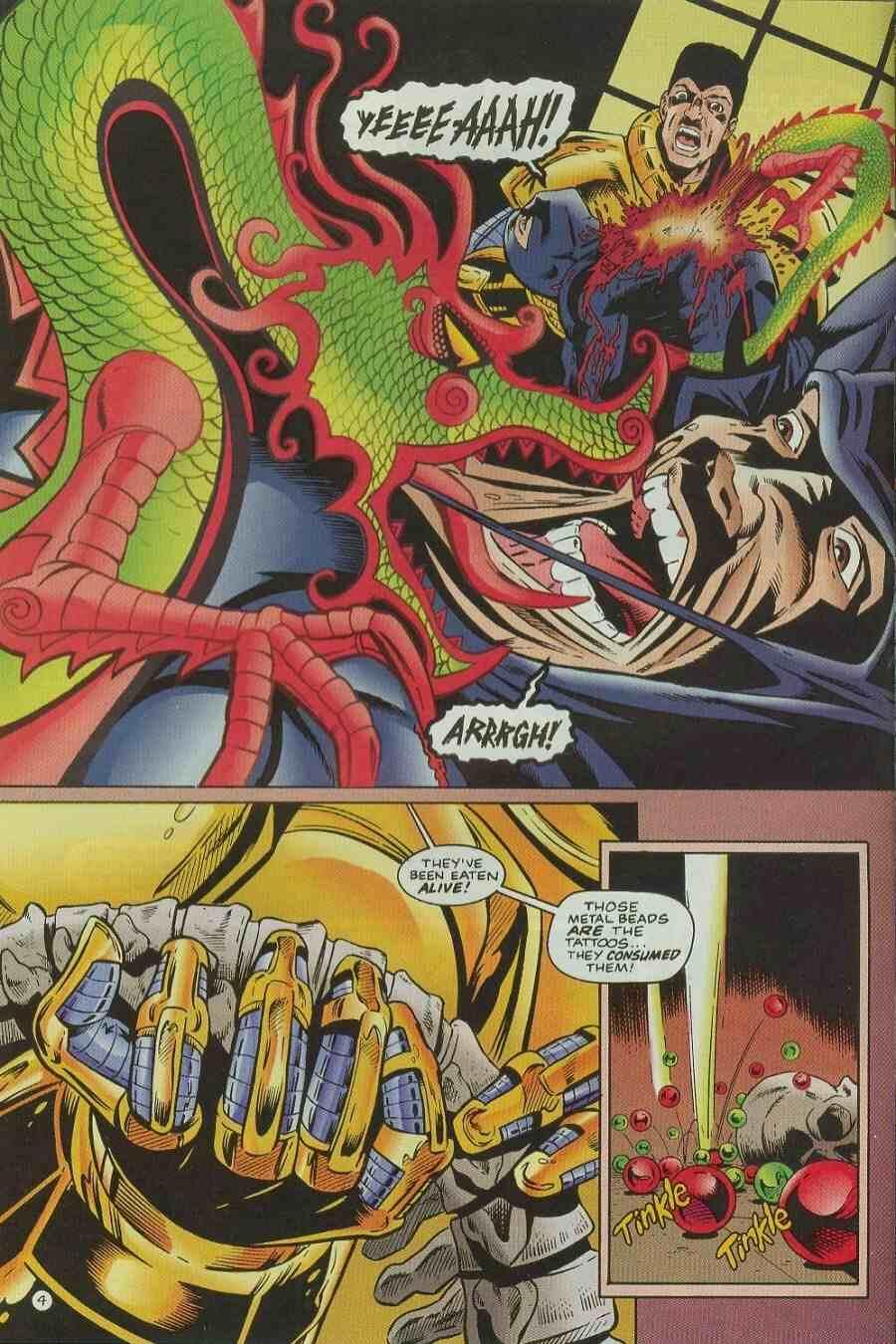 Read online Ultraverse Premiere comic -  Issue #9 - 18